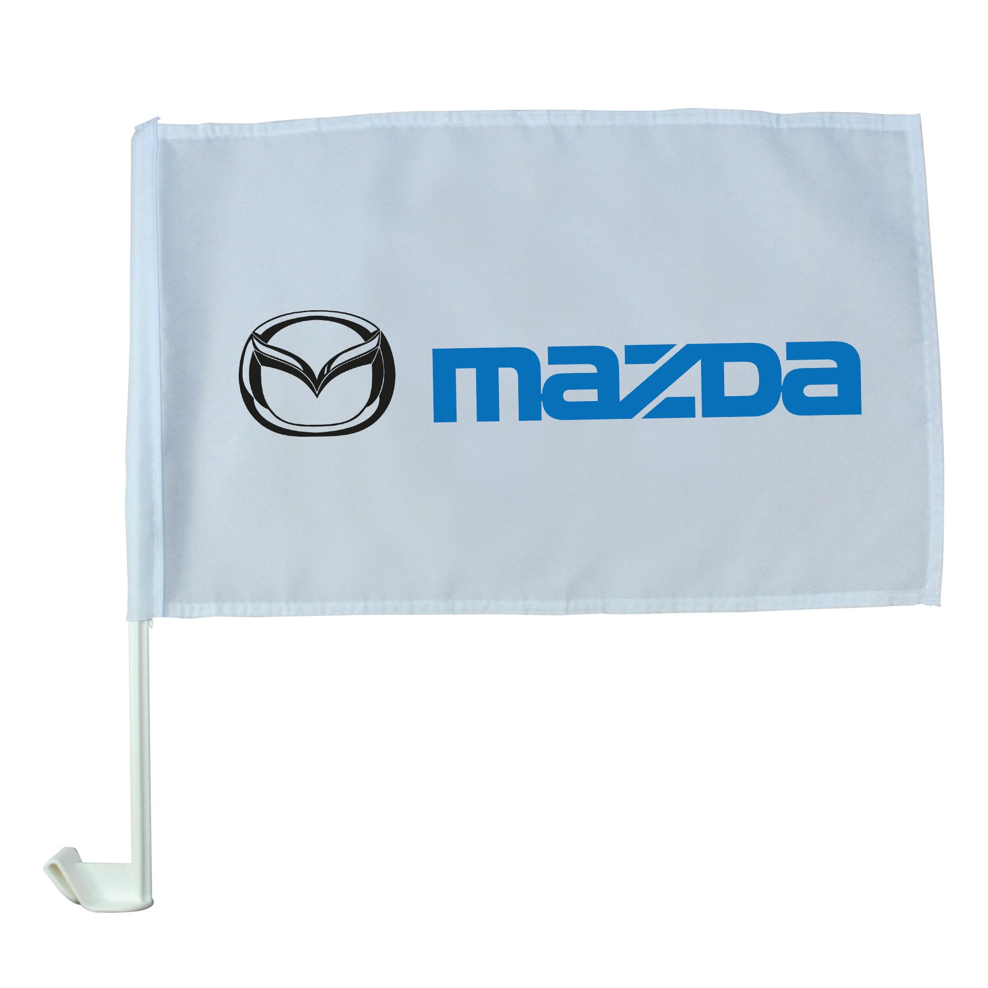 """Fahnen """"Automarken"""" Mazda"""