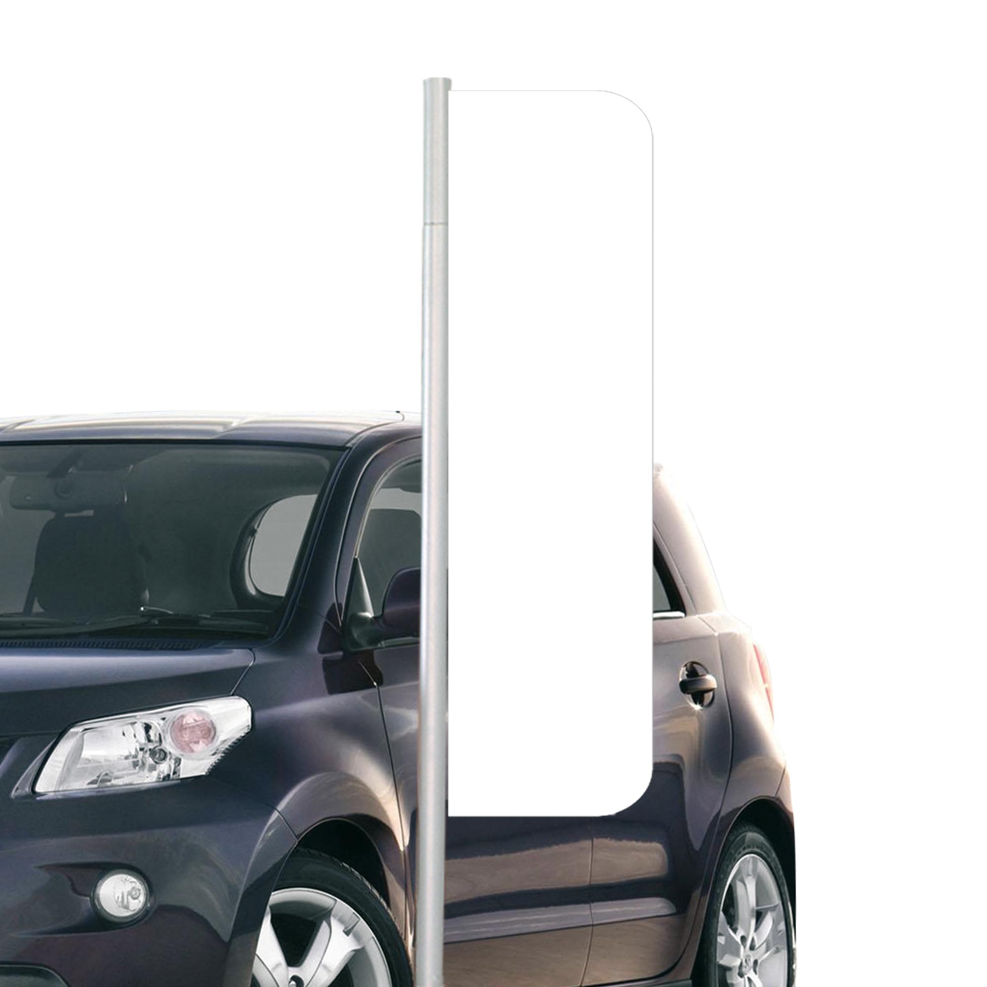 neue mobile Werbetafel 1200 x 300 x 5 mm