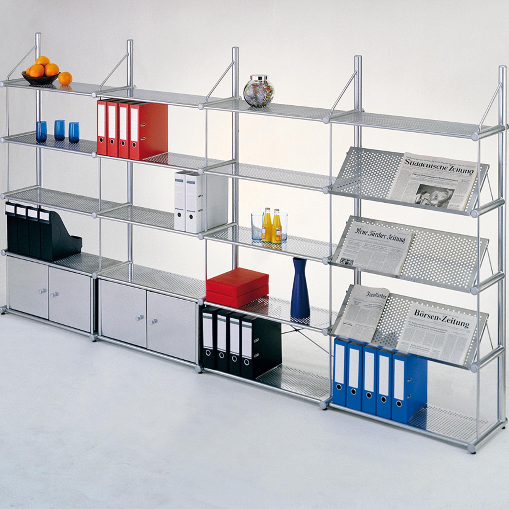 Fachboden-Unterzüge für Büroregale