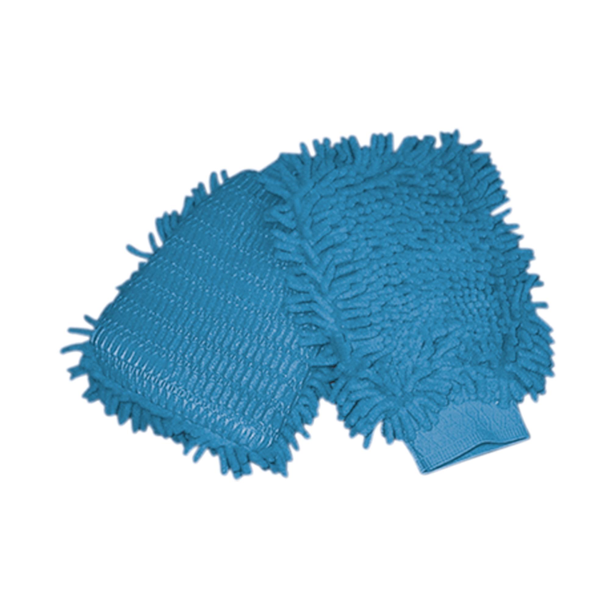Microfaser-Waschhandschuh