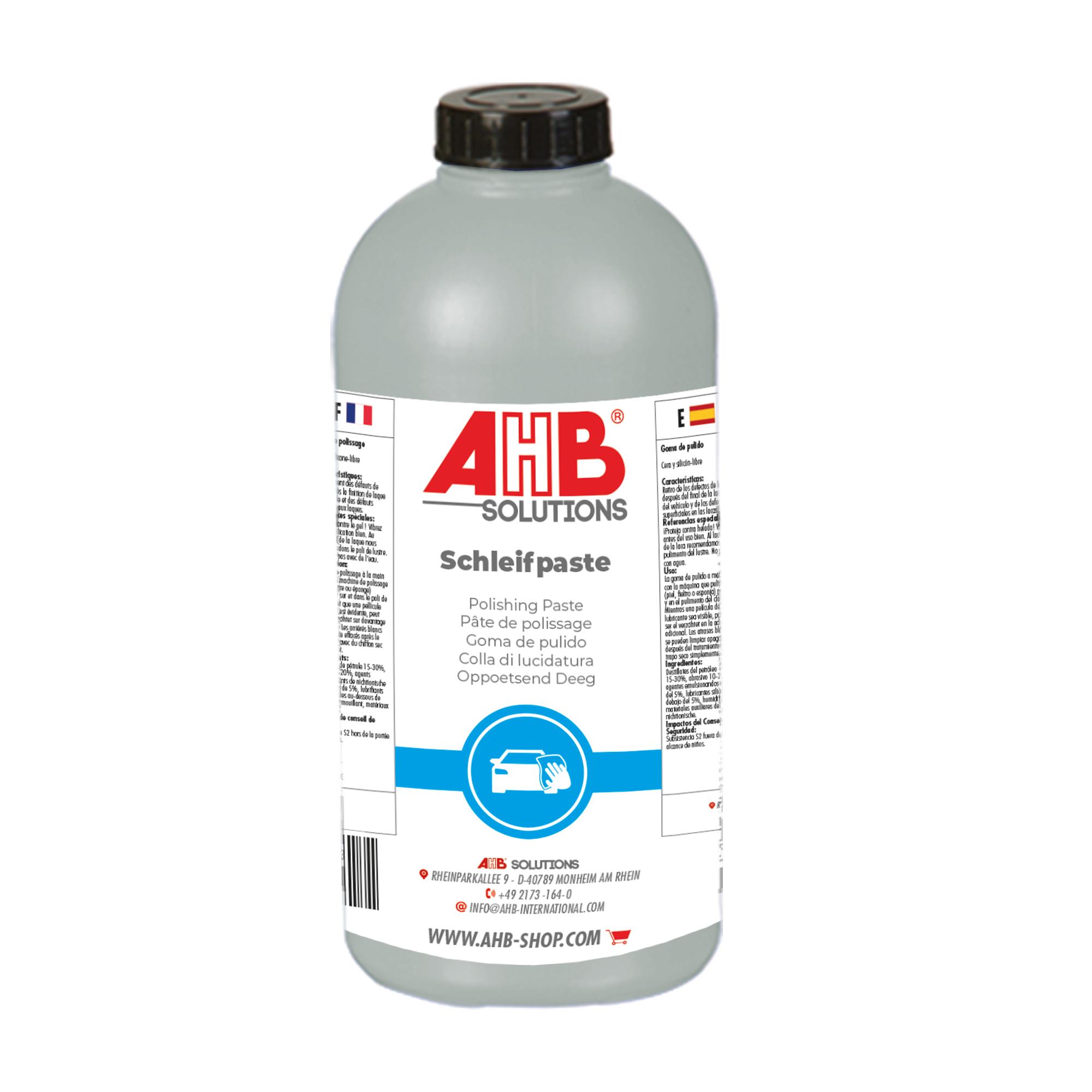 Schleifpaste 1 Liter