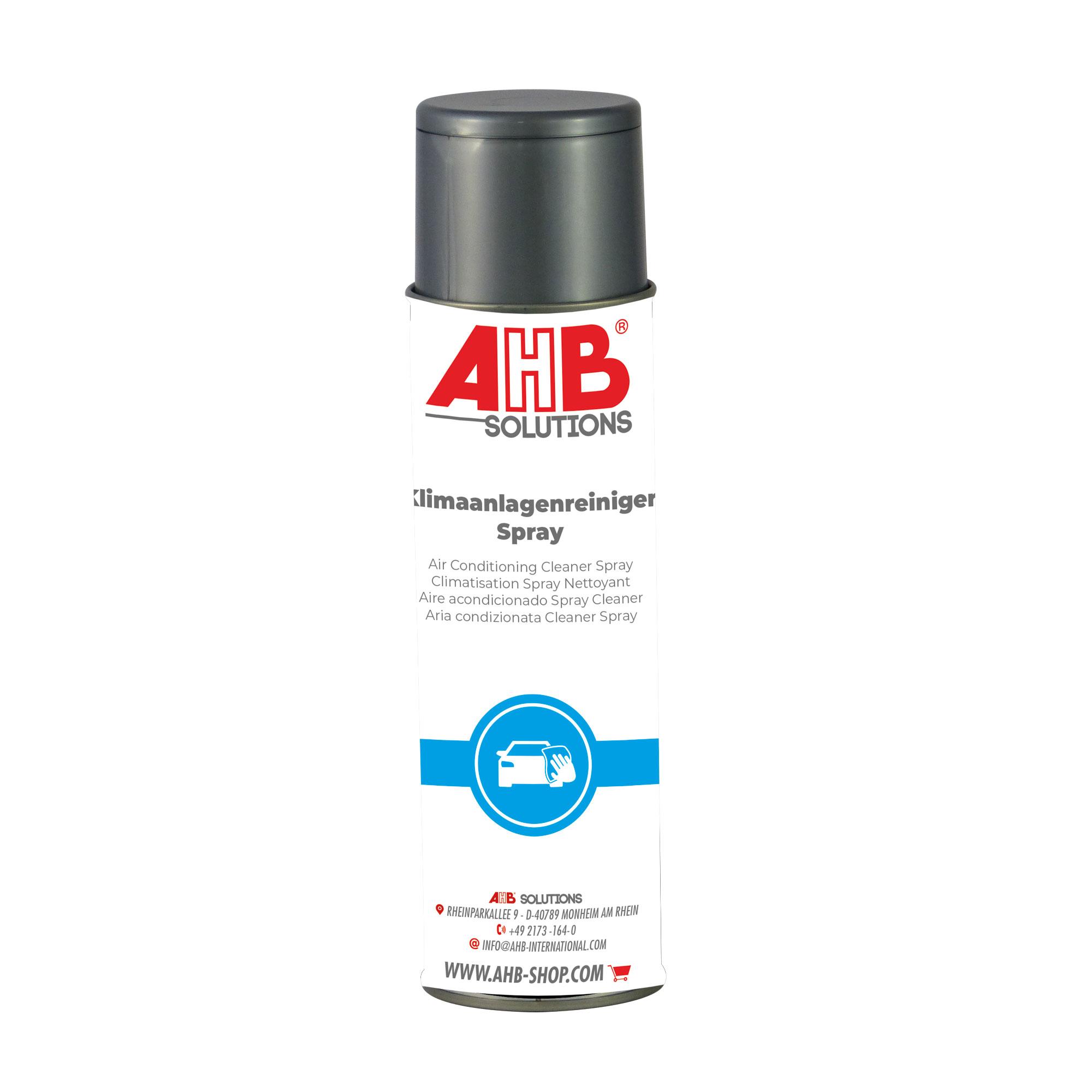 Klimaanlagenreiniger-Spray