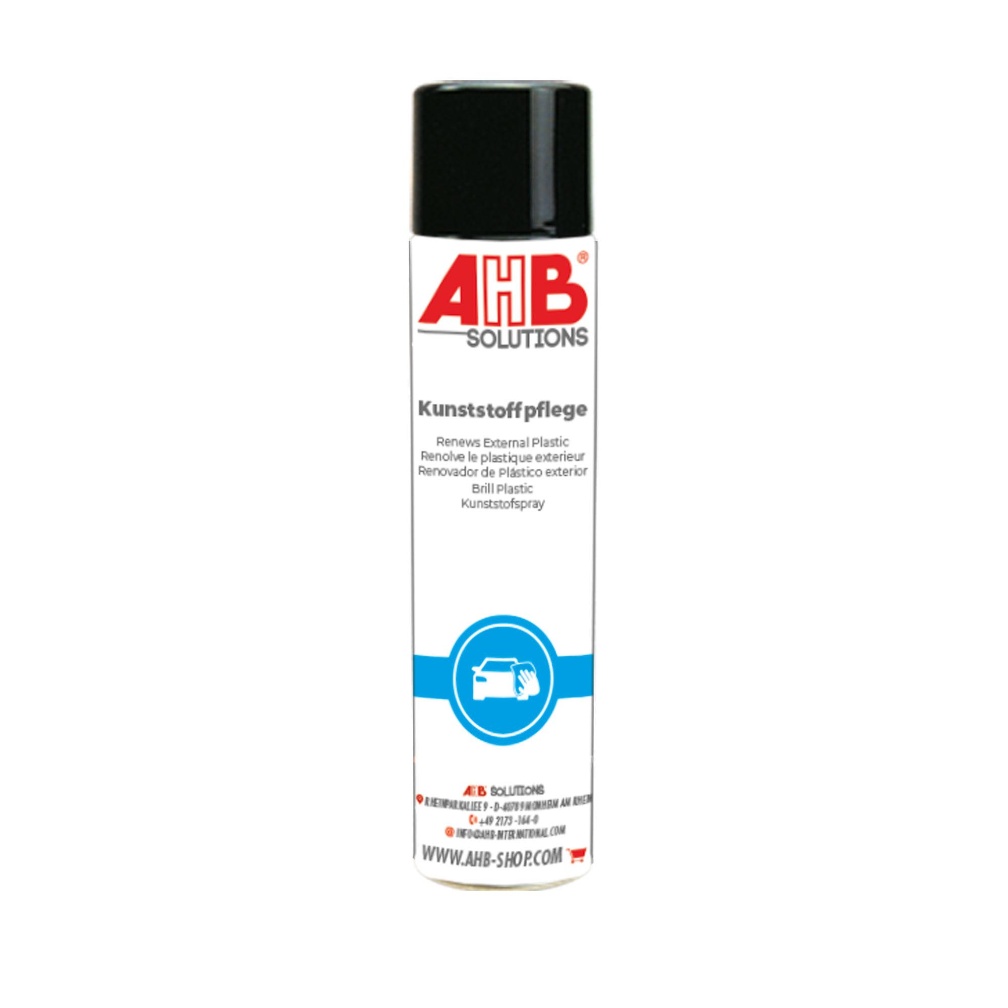 Kunststoffpflege-Spray