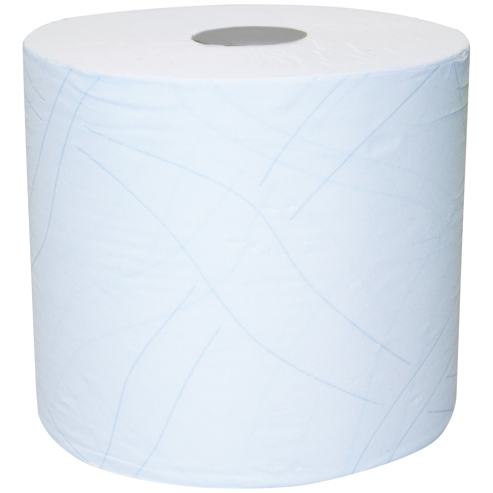 Papierrolle, weiß