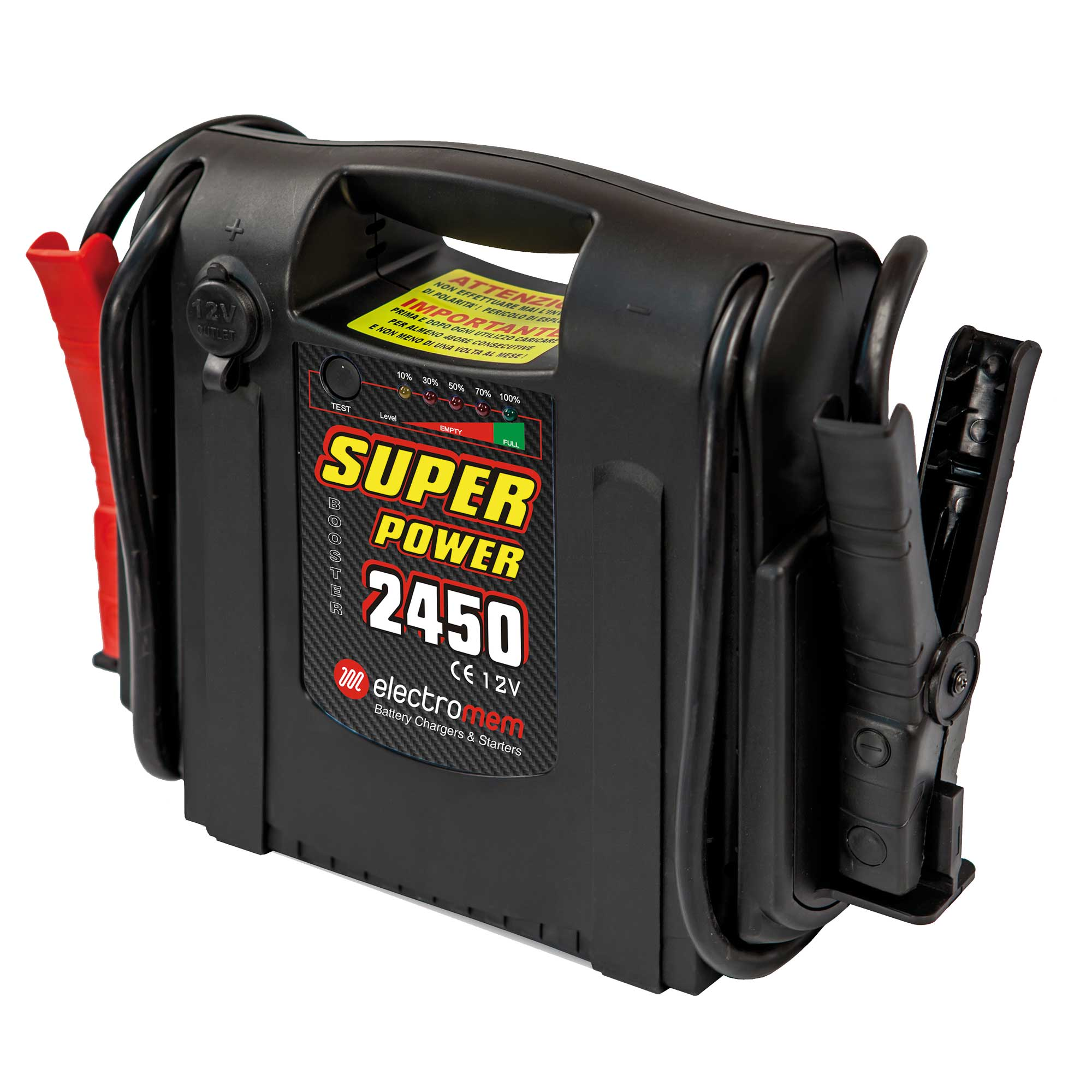 Battery Booster 700 A Super Power