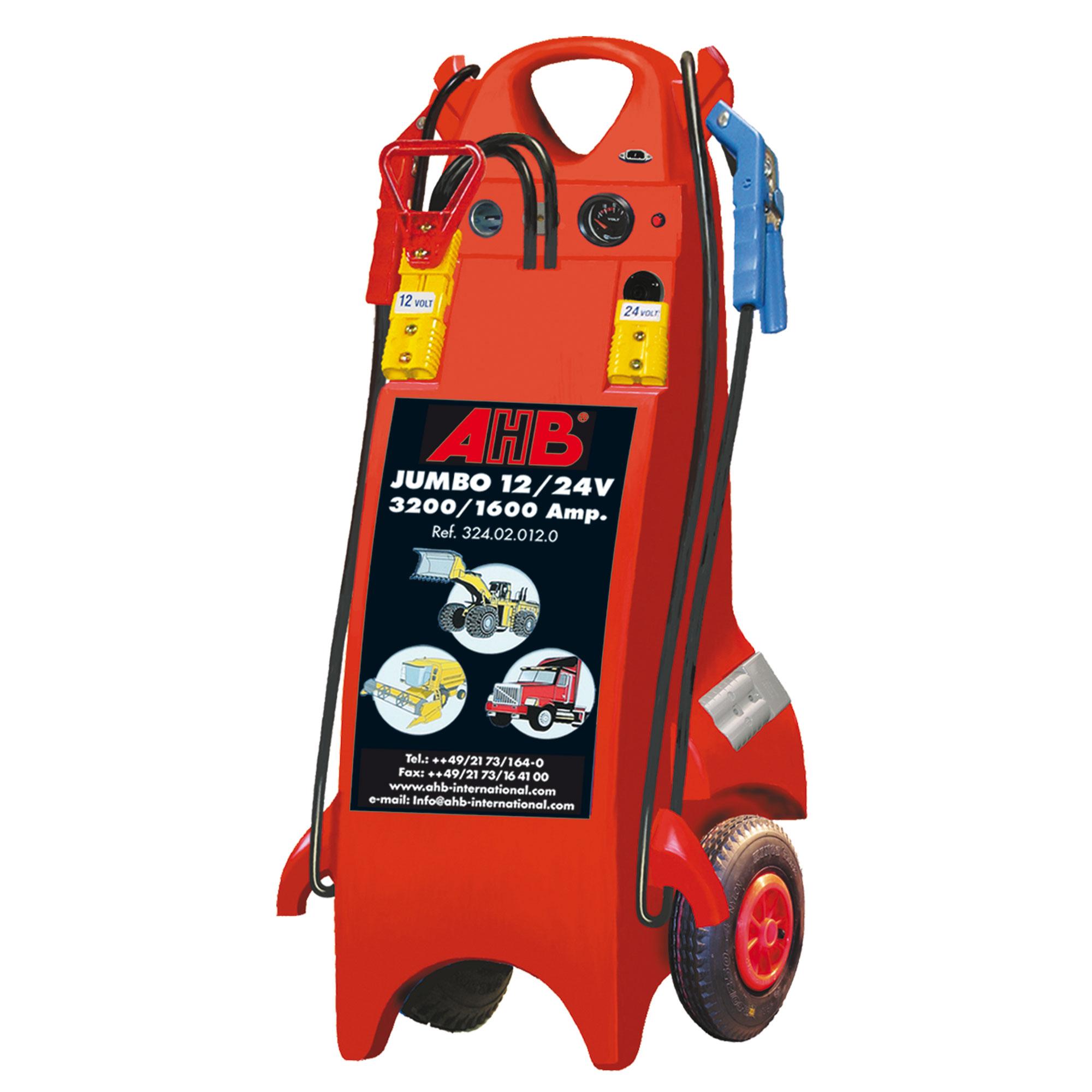 Battery Booster Jumbo 12 / 24 V