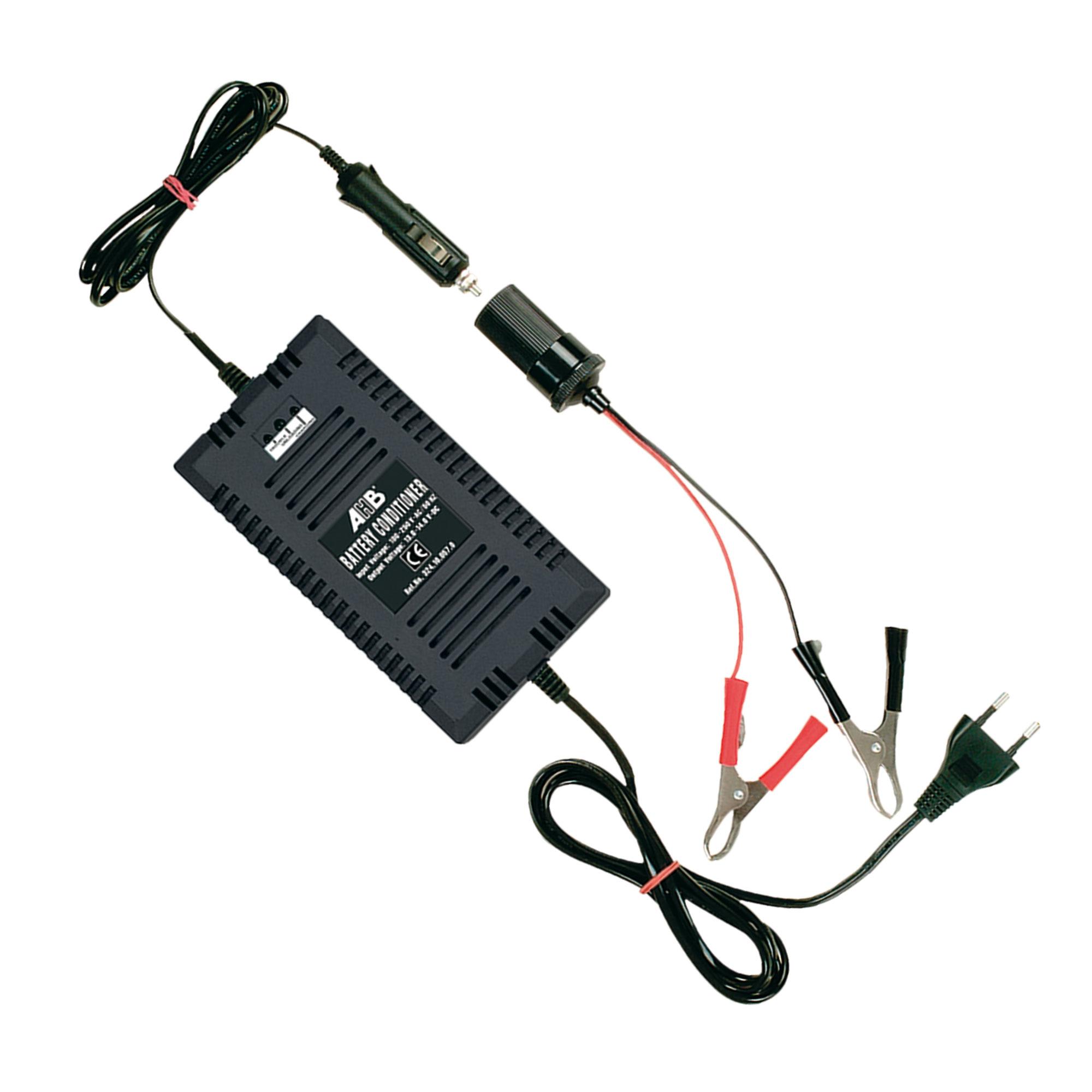 Automatik-Batterie-Lade- und Frischhaltegerät