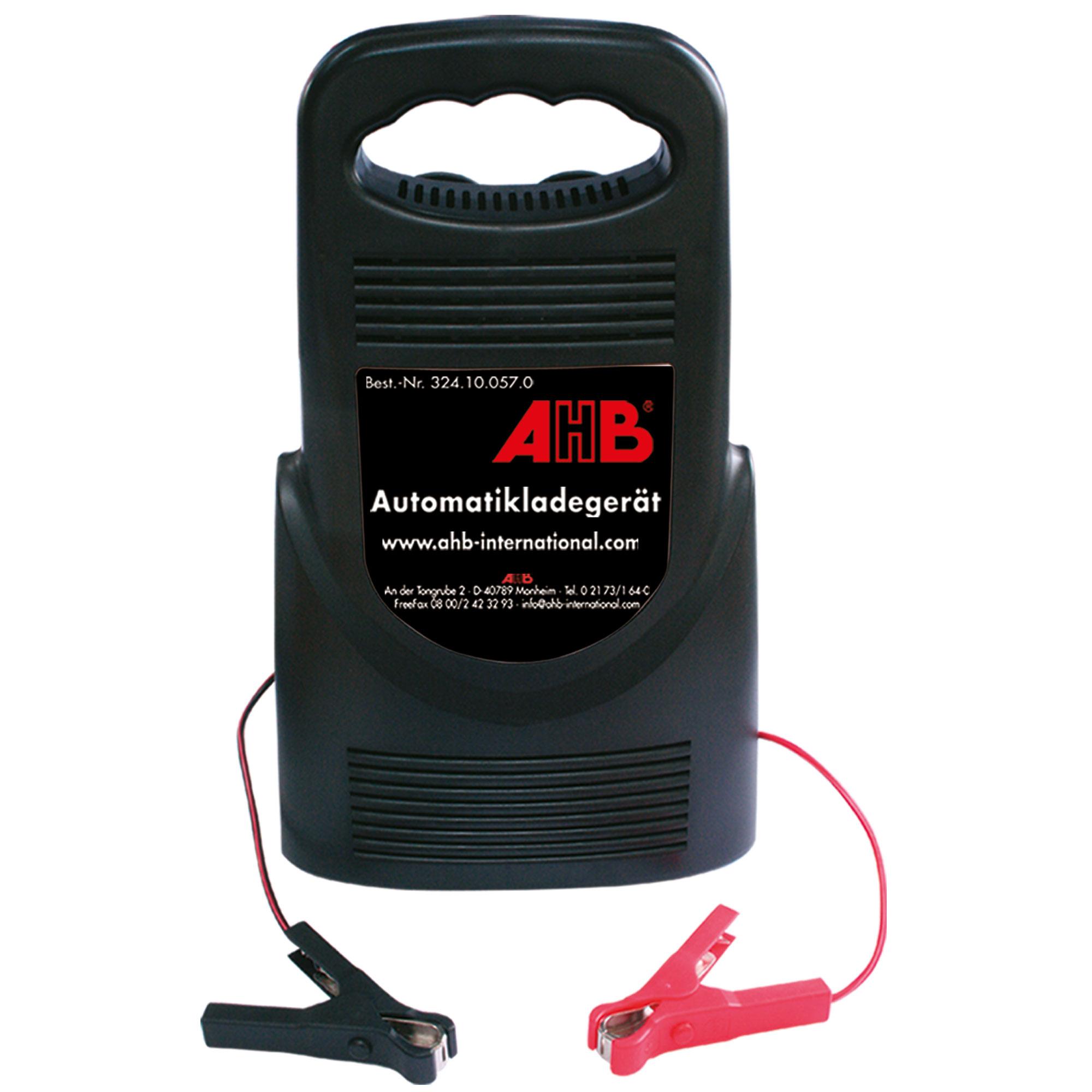 Automatikladegerät 12 V mit 4A Ladestrom