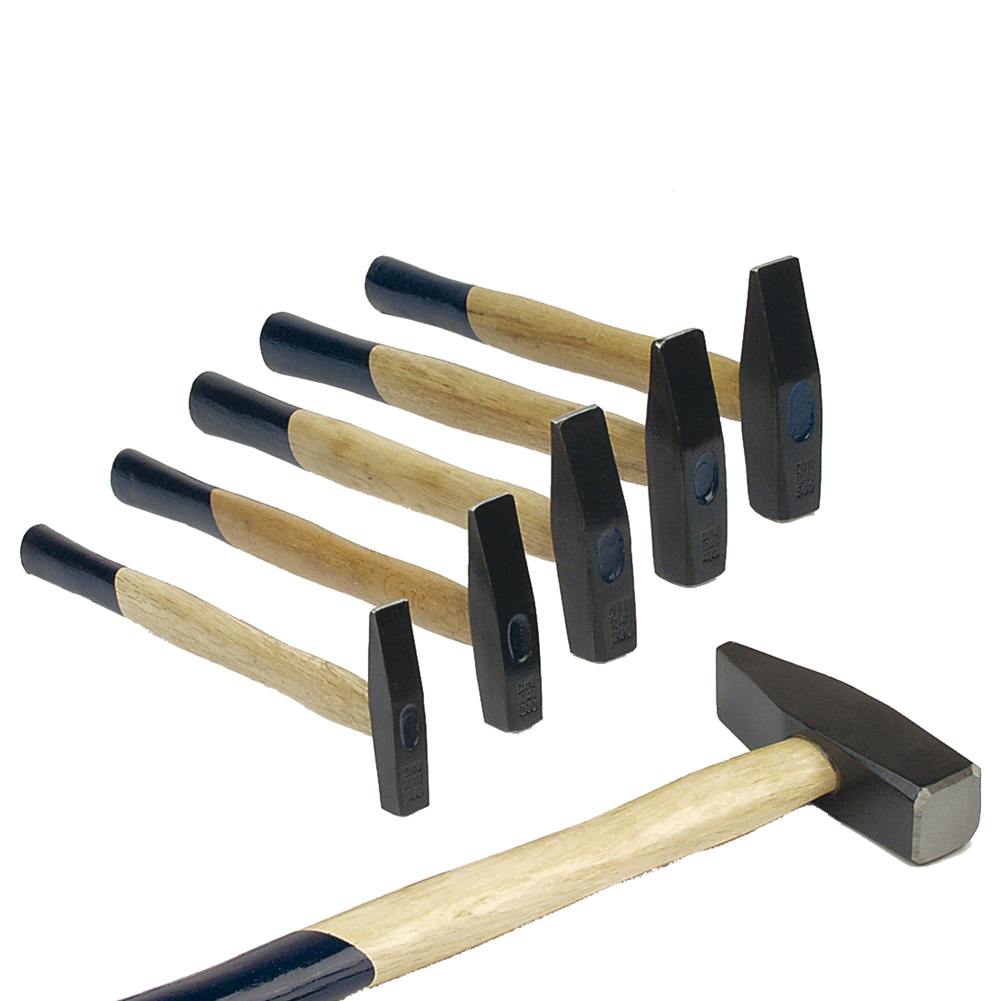 Schlosserhämmer, deutsche Form