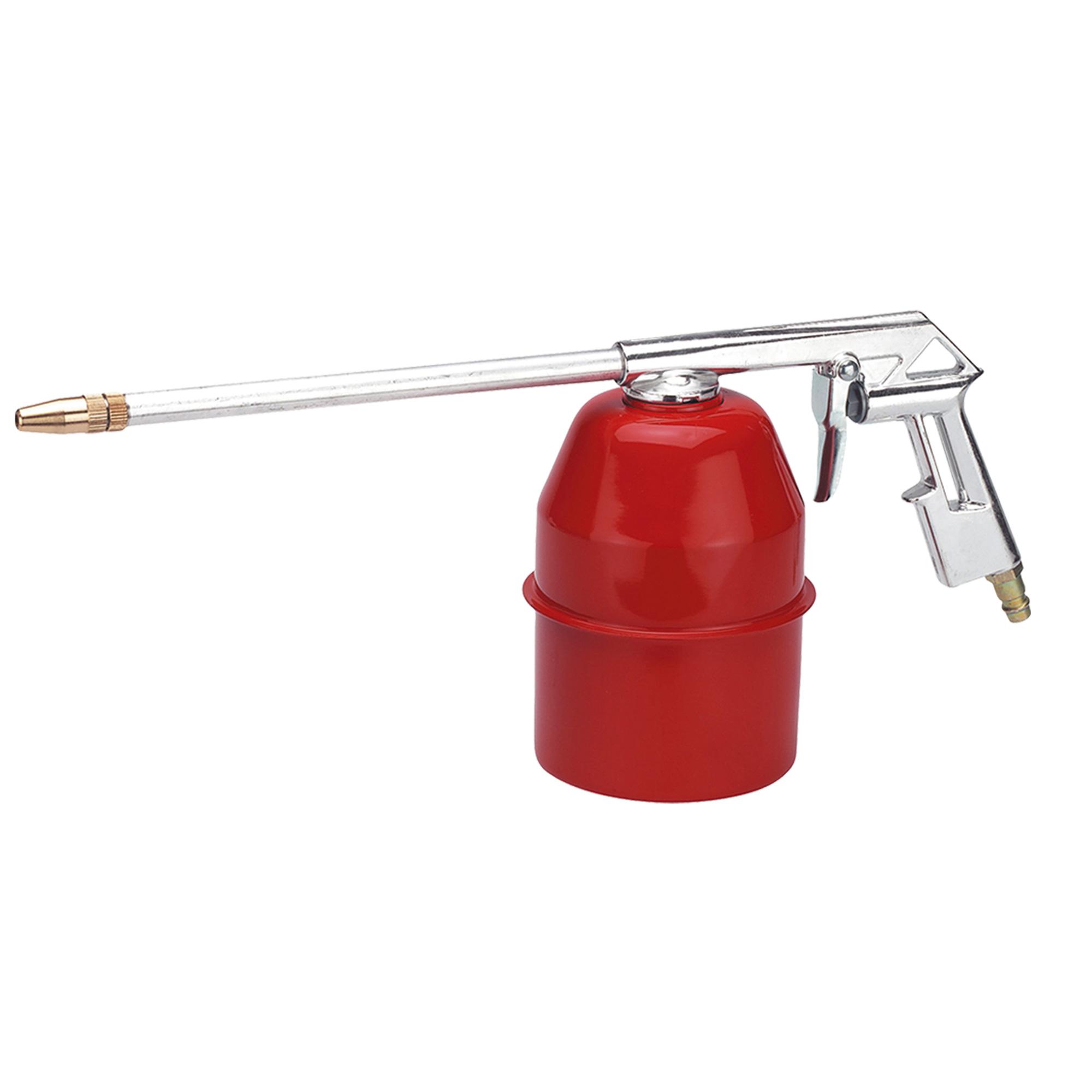 Sprühpistole mit Saugbecher