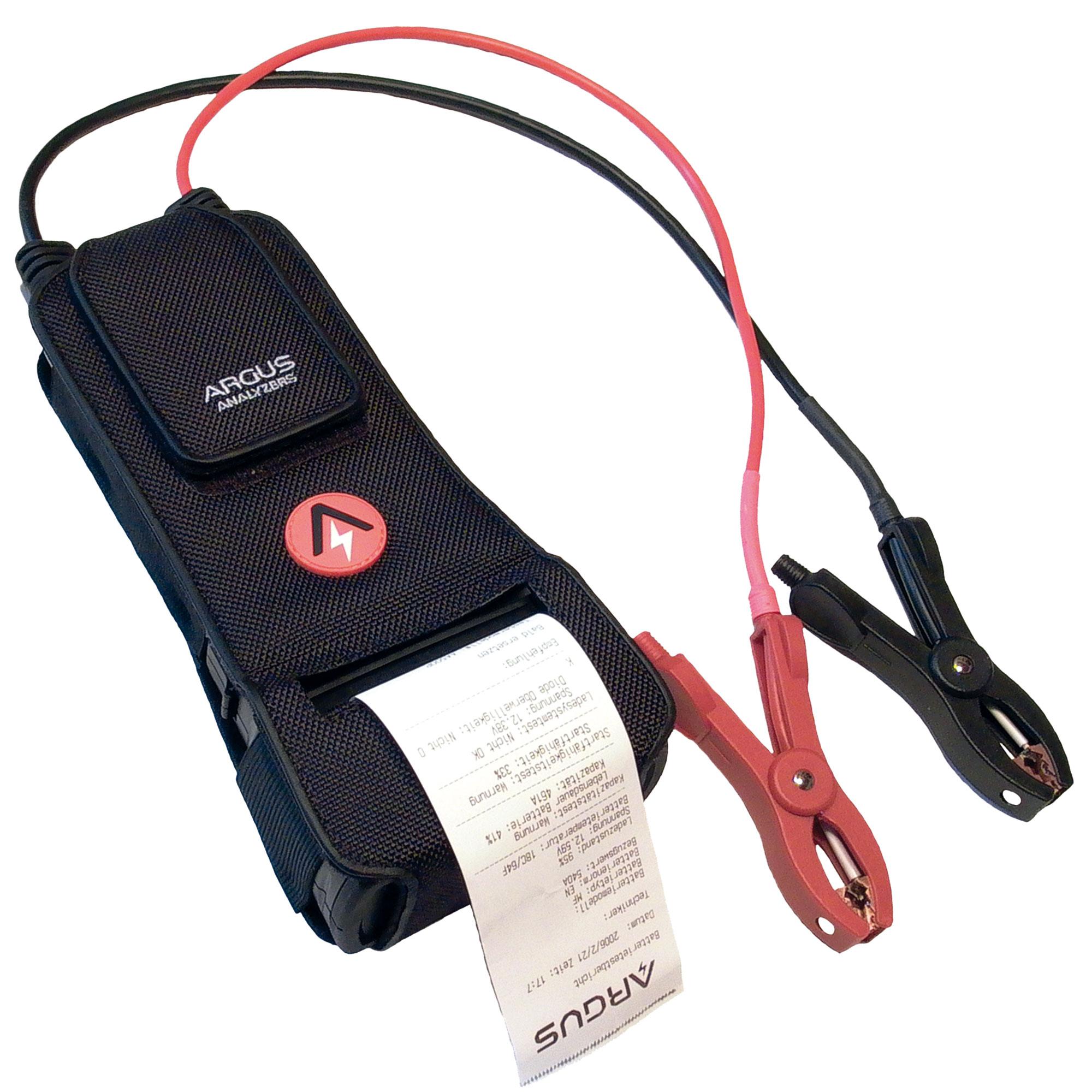 Batterie- und Systemanalysegerät