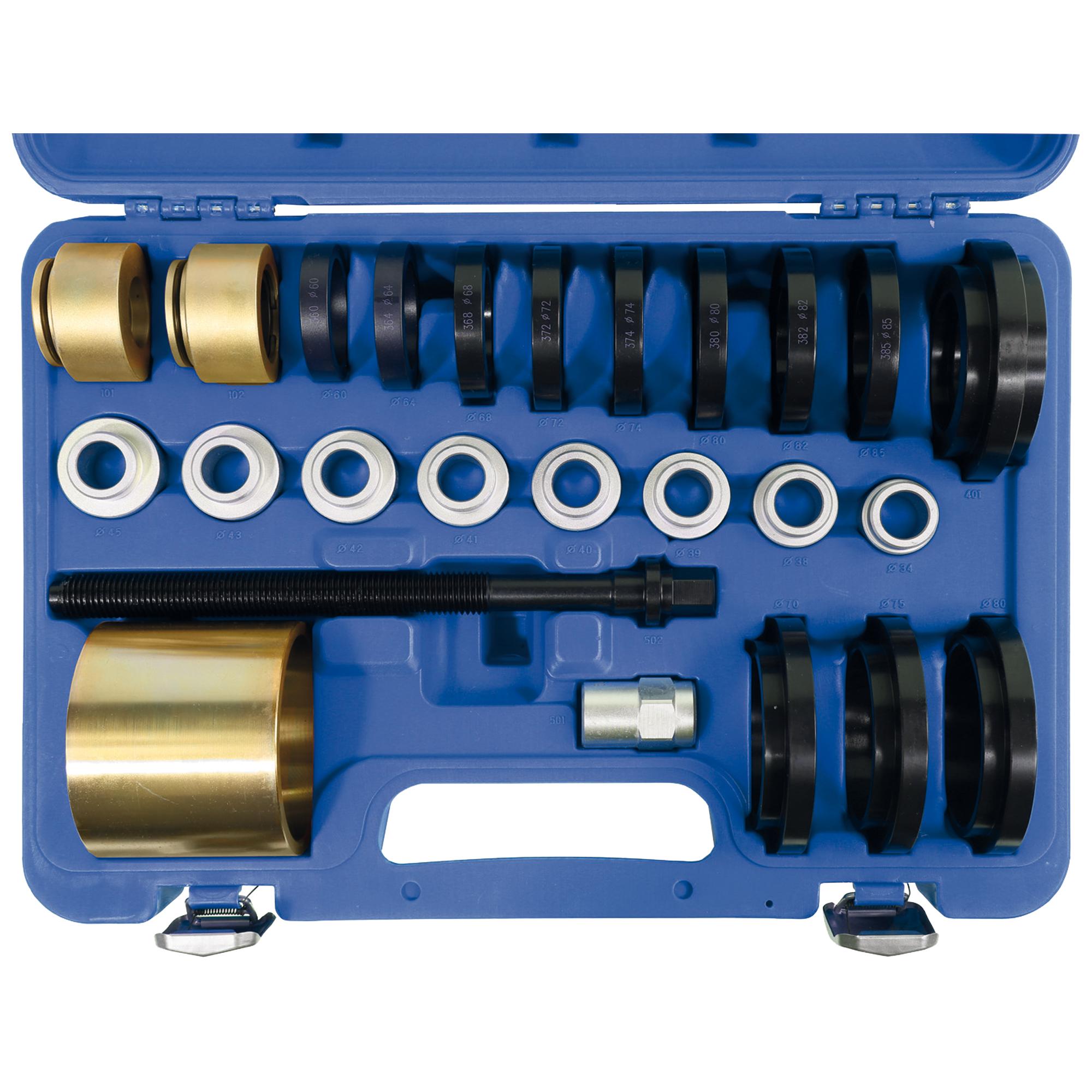 Radlager-Werkzeugsatz