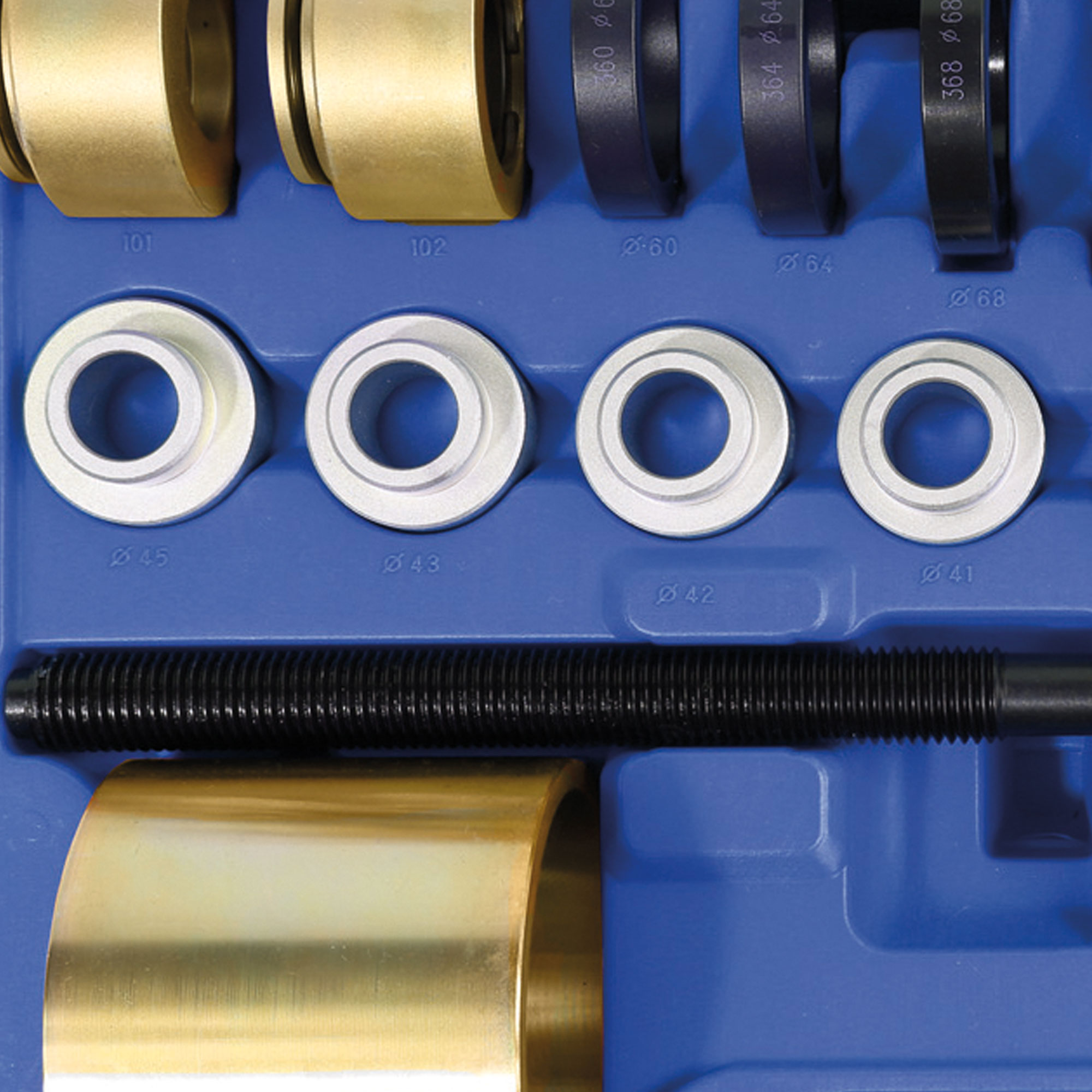 Ersatz-Gewindemutter M20 x P2.5