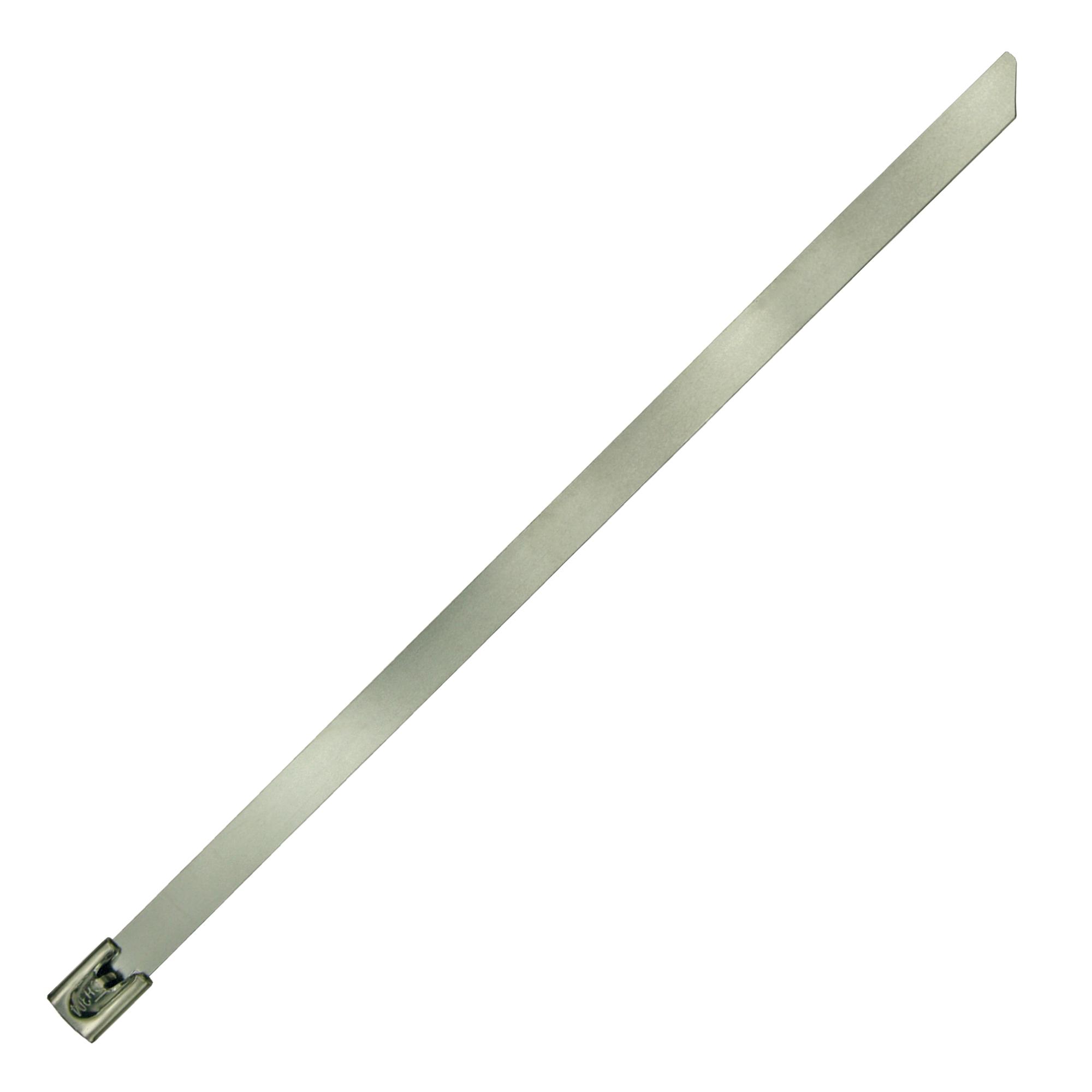 Edelstahl-Kabelbinder