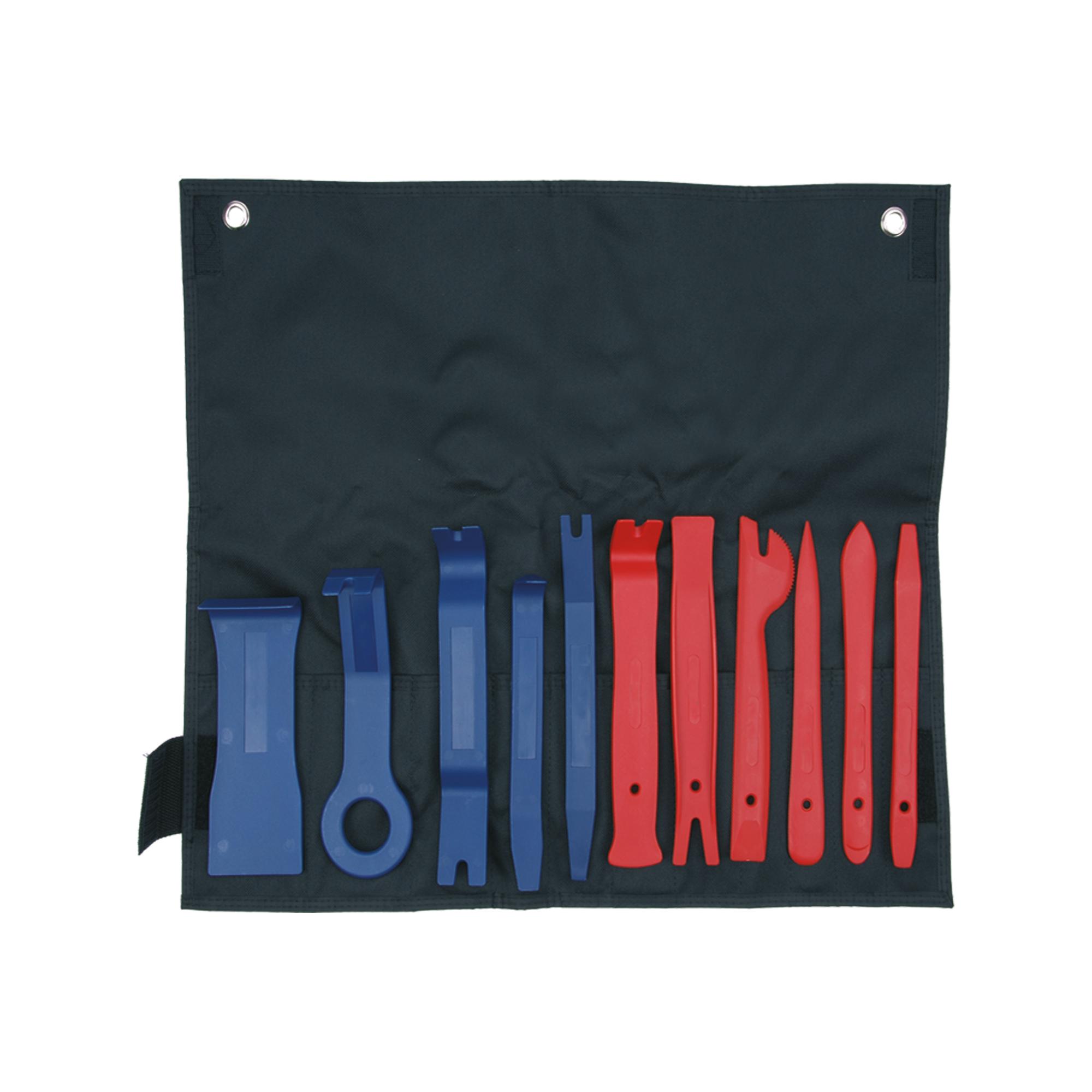 Innenraumverkleidungs-Werkzeugset, 11-tlg.