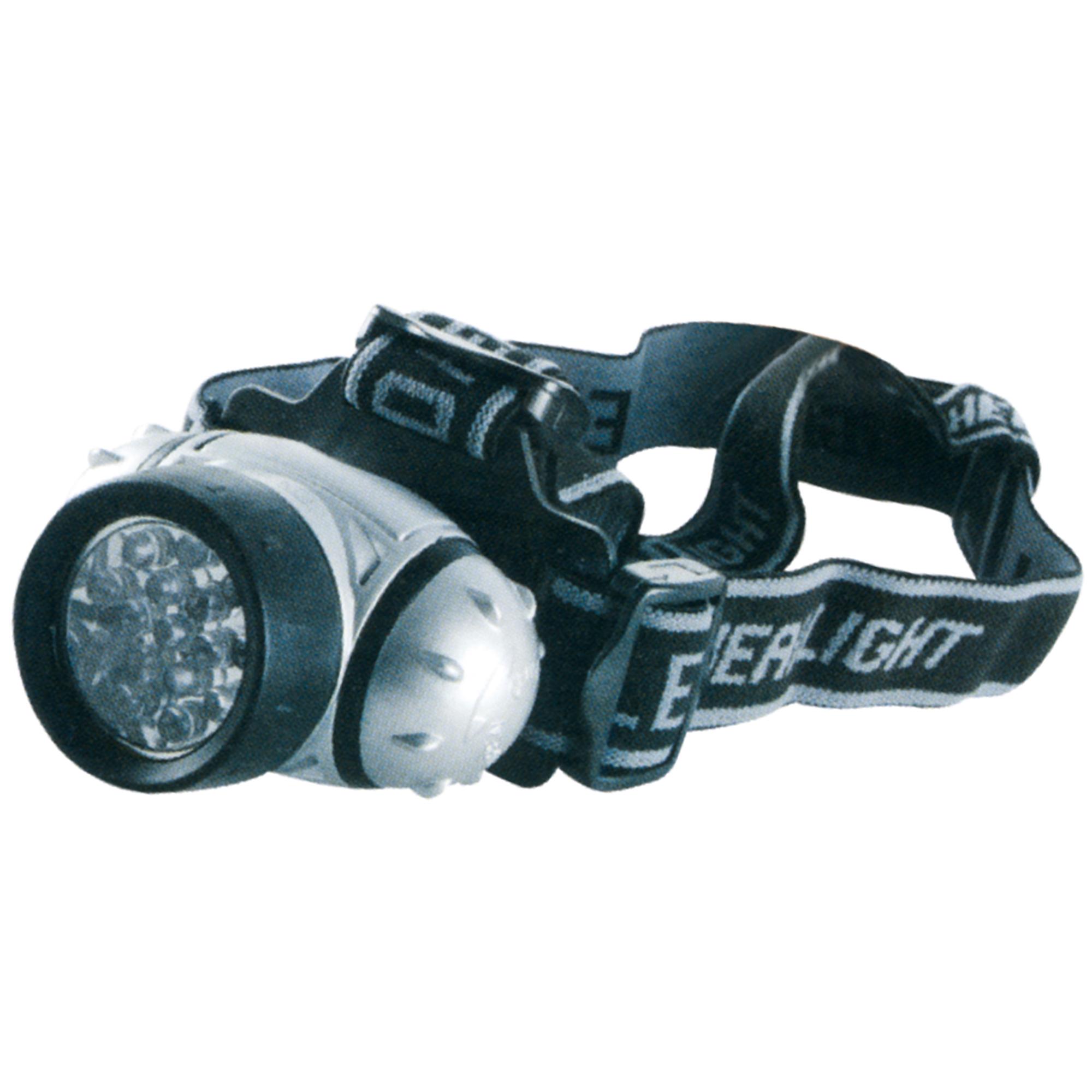 Kopflampe mit 16 LEDs