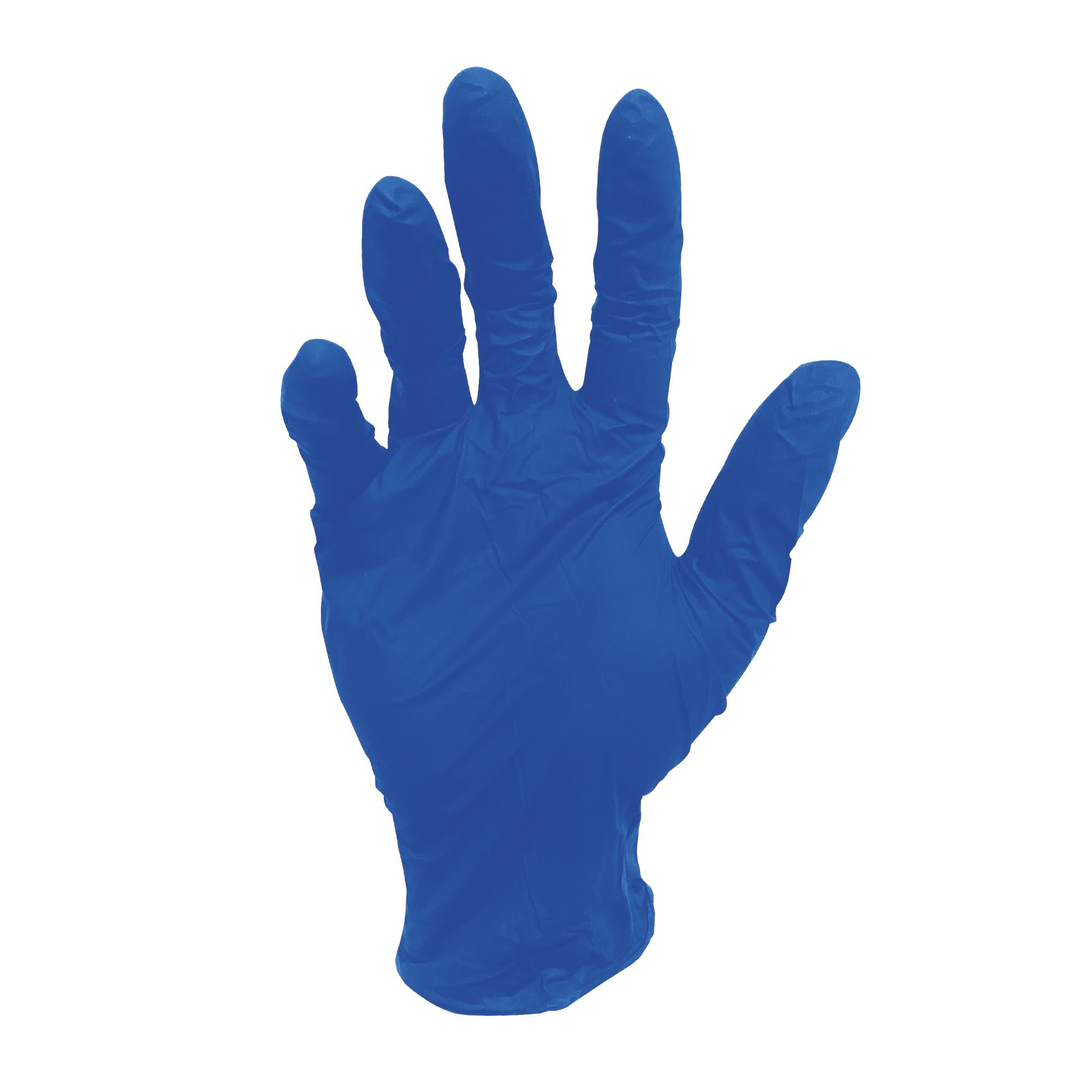 Nitril-Handschuhe, Größe XL