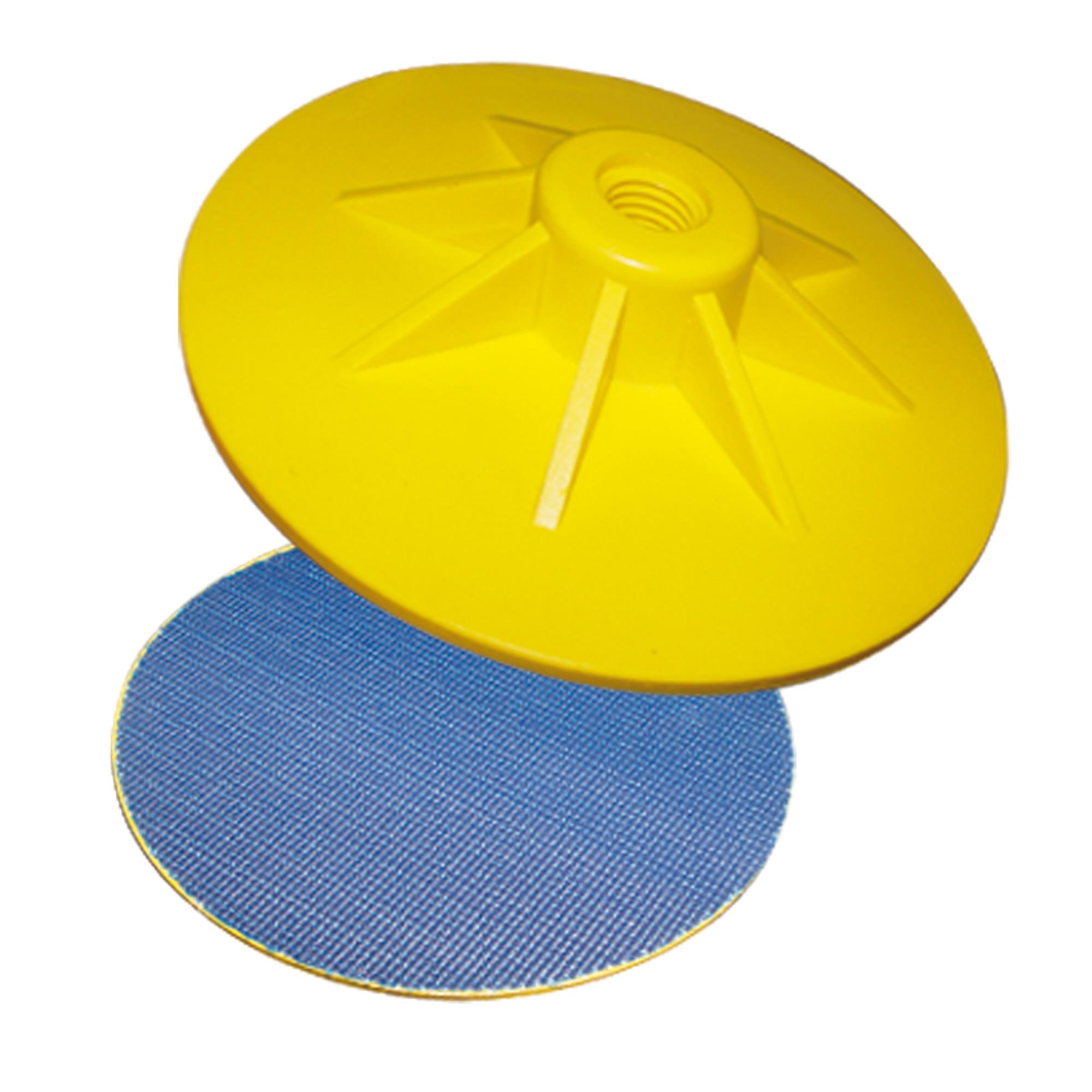 Aufnahmeteller für Pads, 115 mm Durchmesser