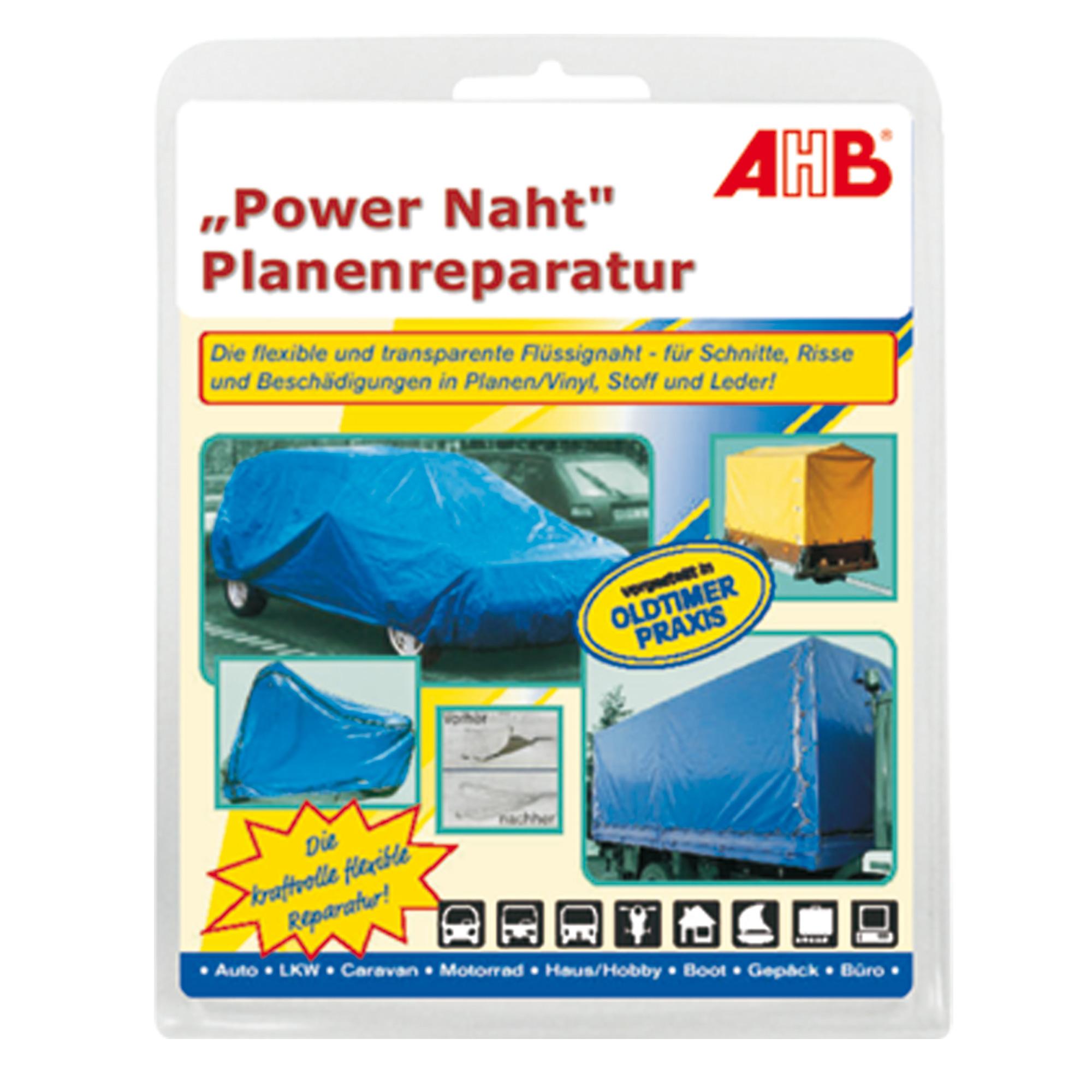 """Power Naht"" Flüssignaht"