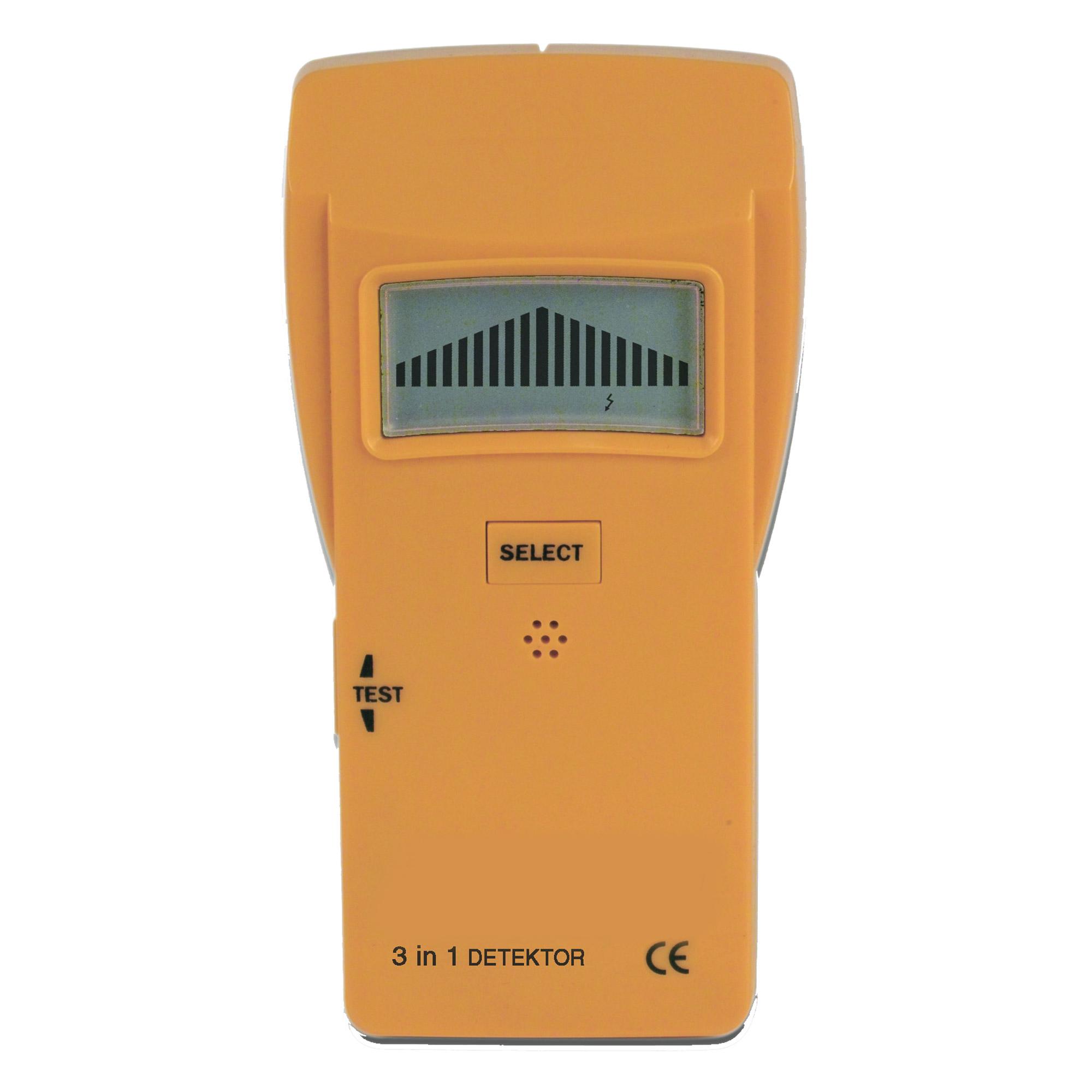 Detektor 3 in 1