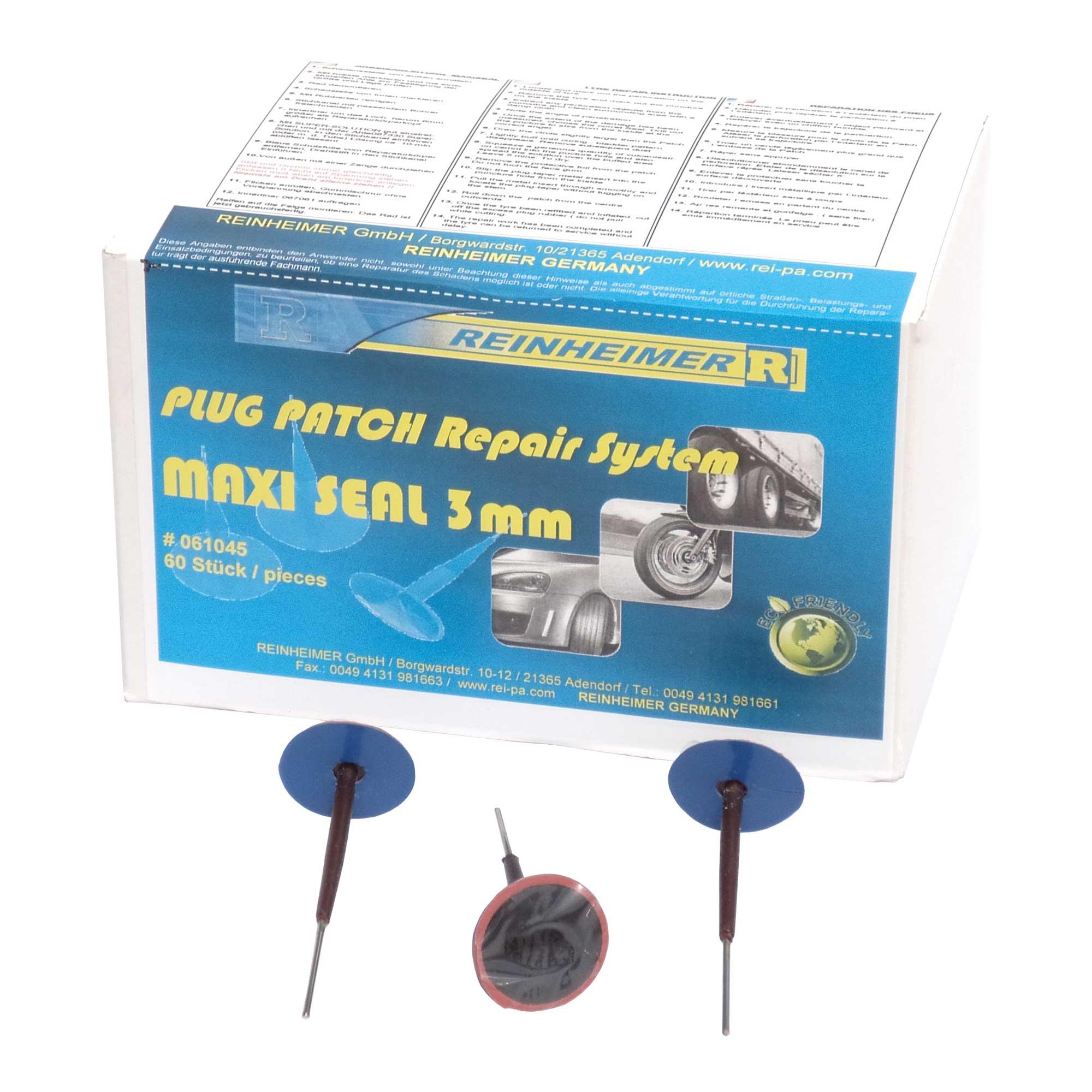 Reifenreparaturpilze M3 für PKW-Reifen