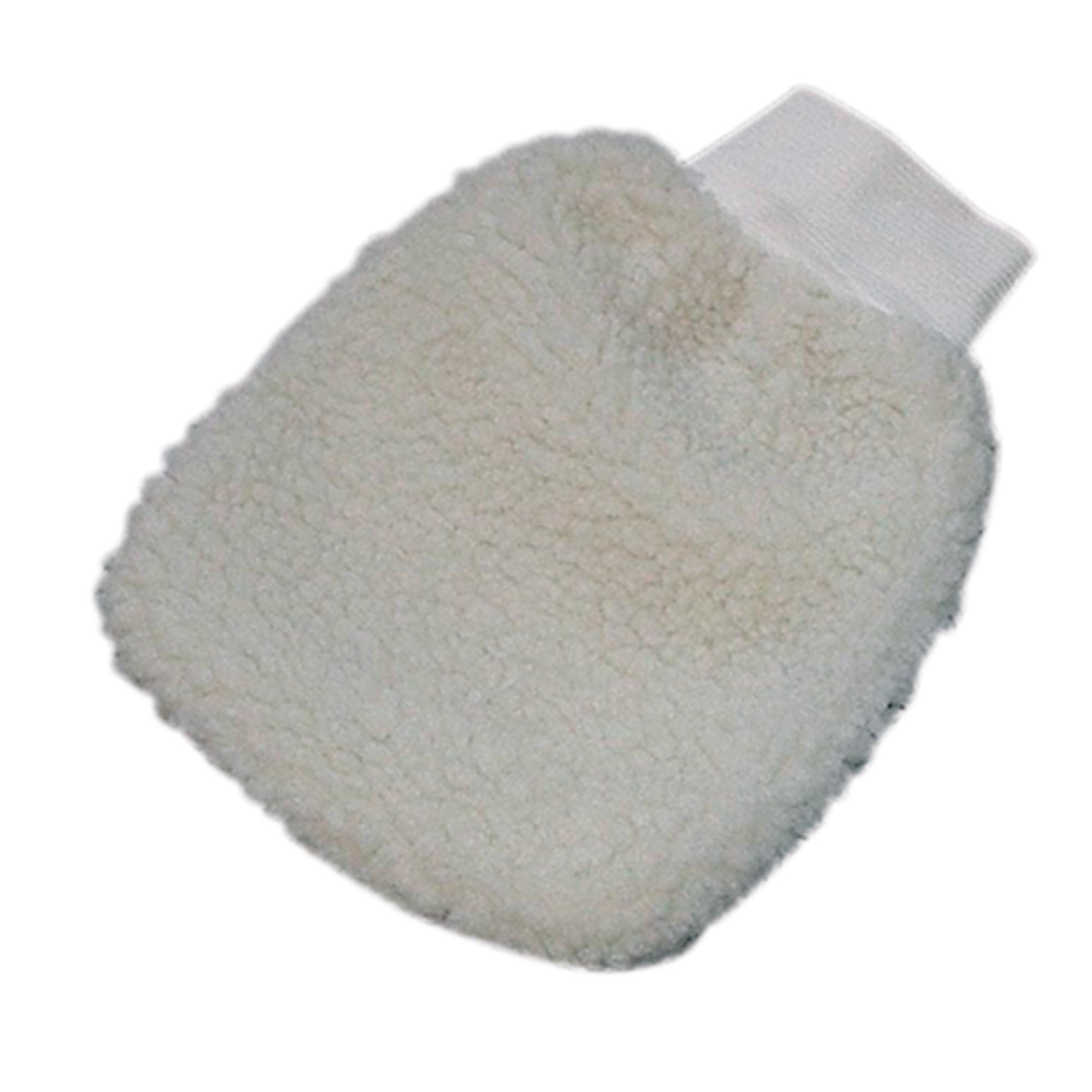 Wasch- und Polierhandschuh