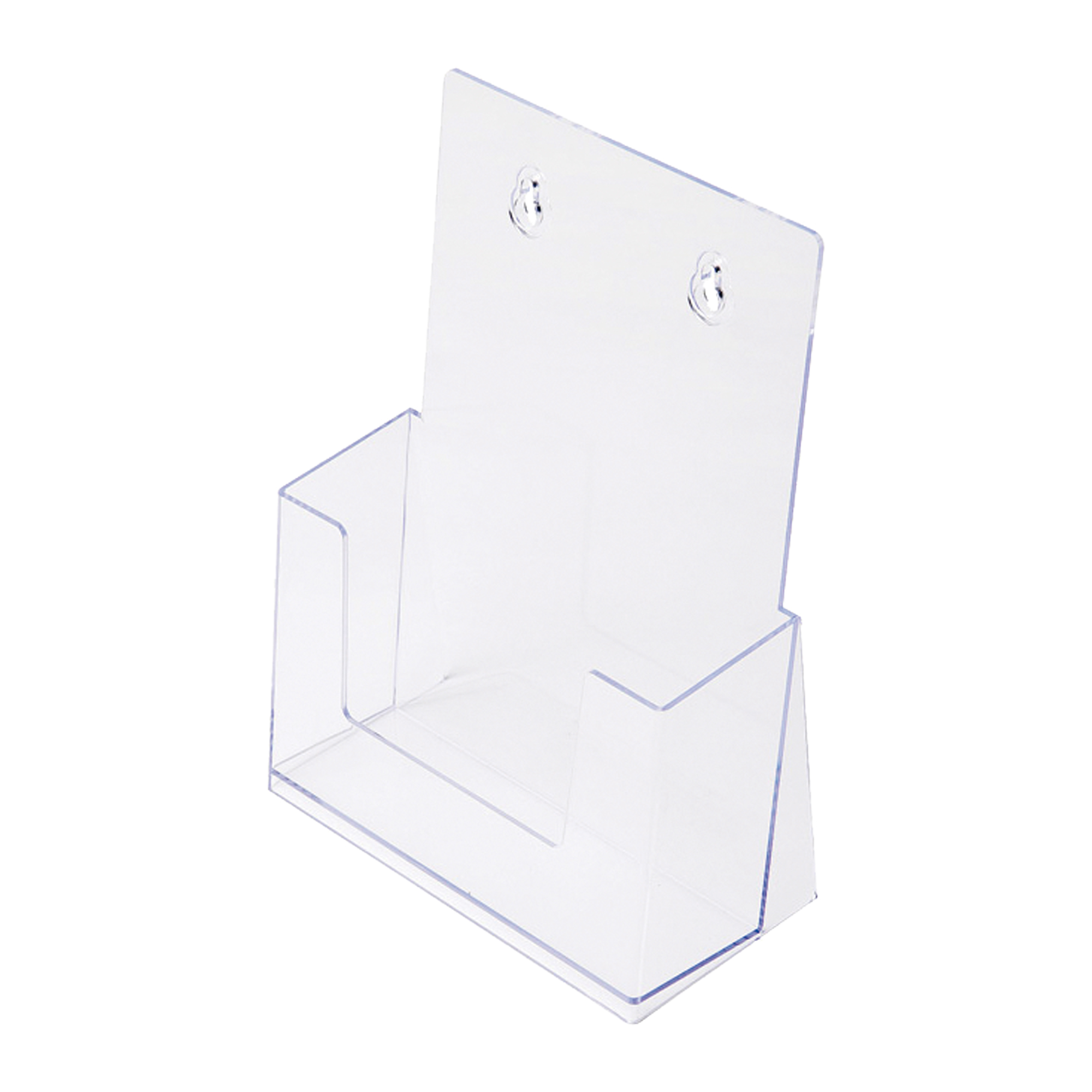 Prospekthalter Tisch/Wand A5