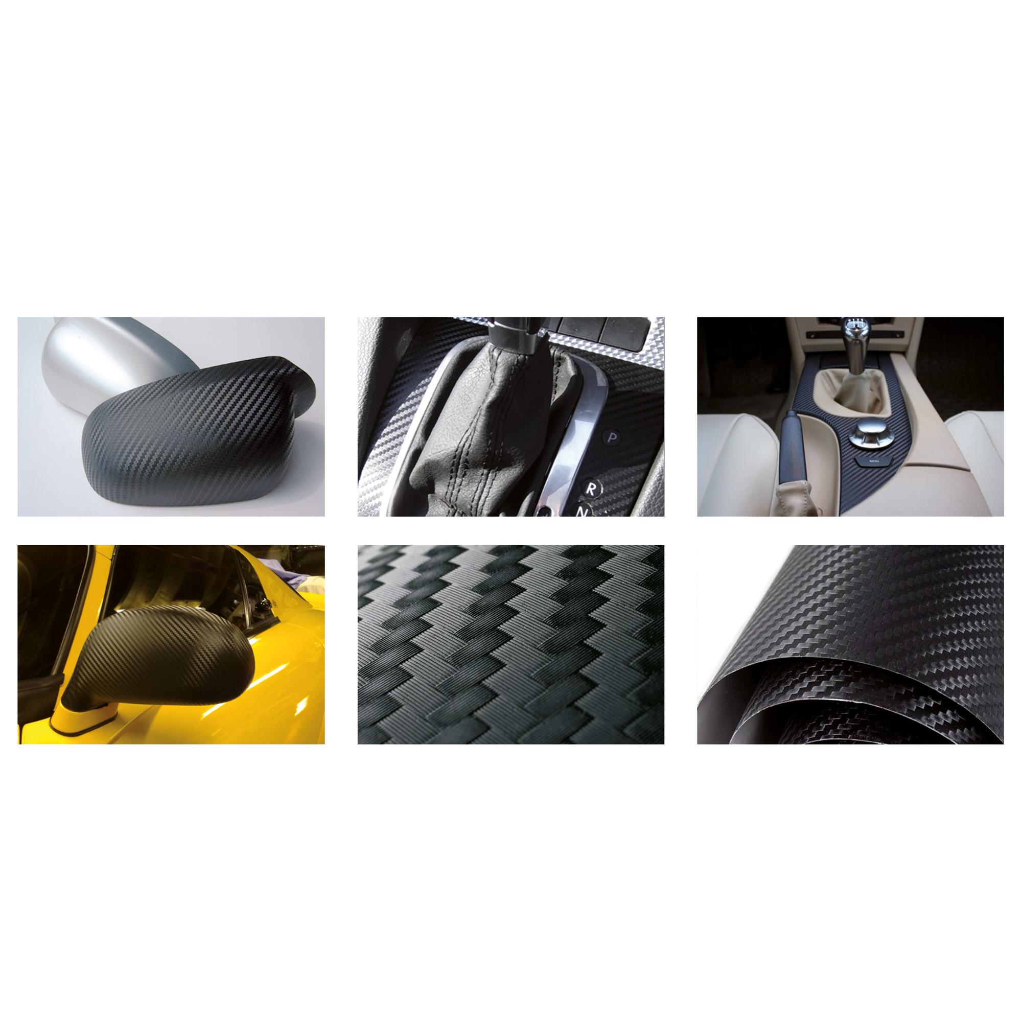 carbon look design strukturfolie 3d jetzt online kaufen im. Black Bedroom Furniture Sets. Home Design Ideas