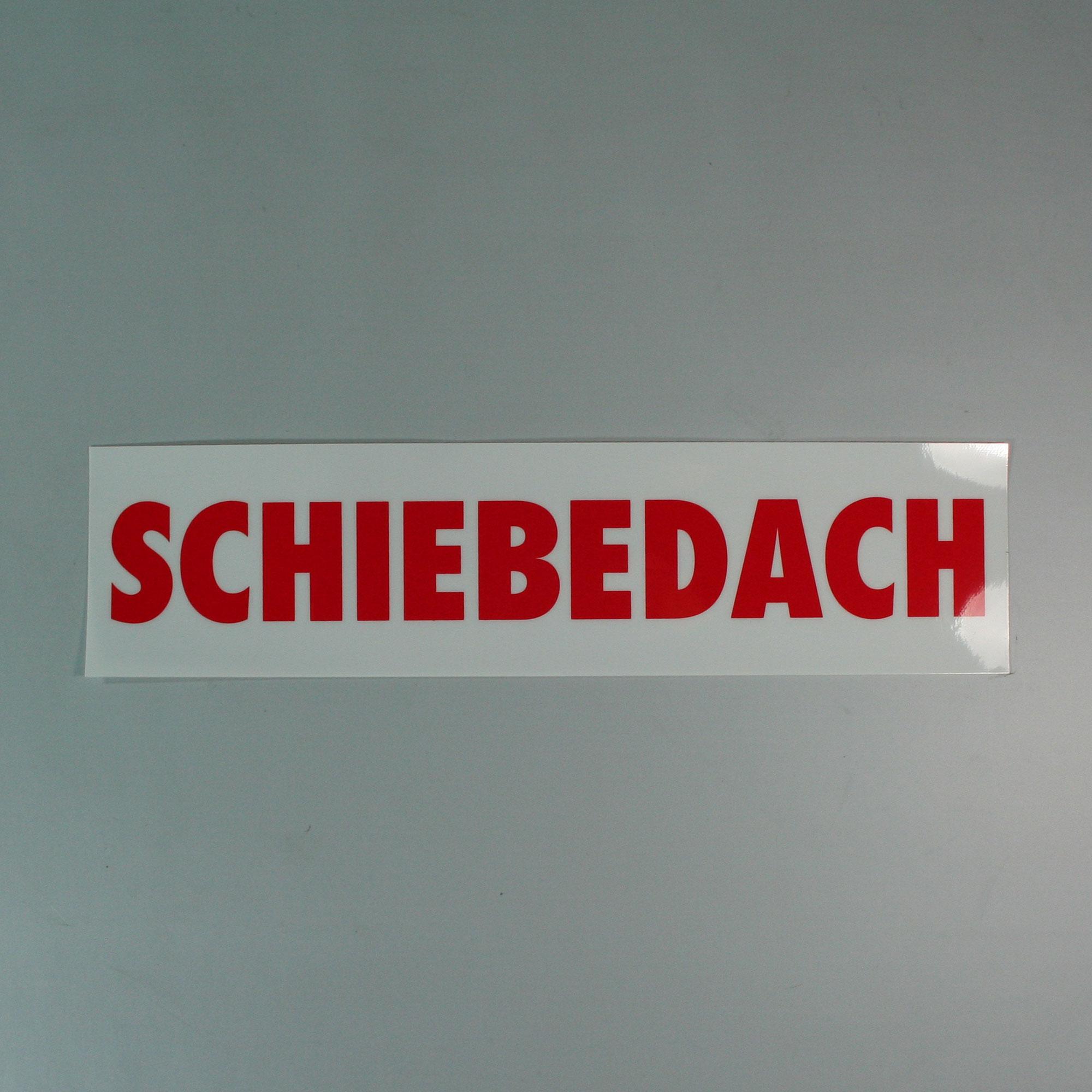 """easy-stick """"Schiebedach"""" 40x10 cm"""
