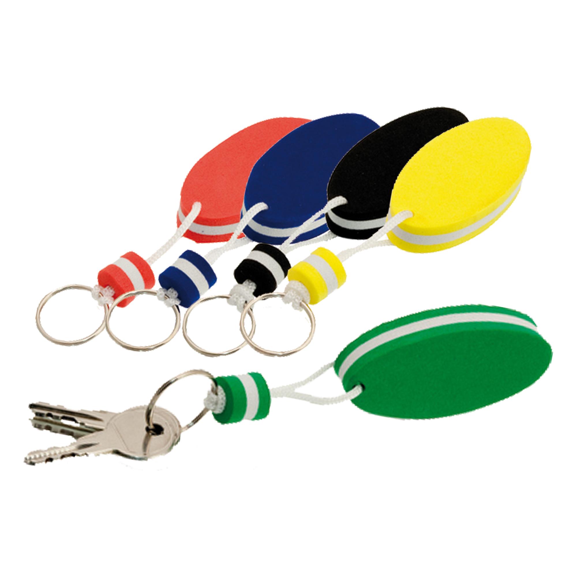 Schlüsselanhänger aus Schaumstoff