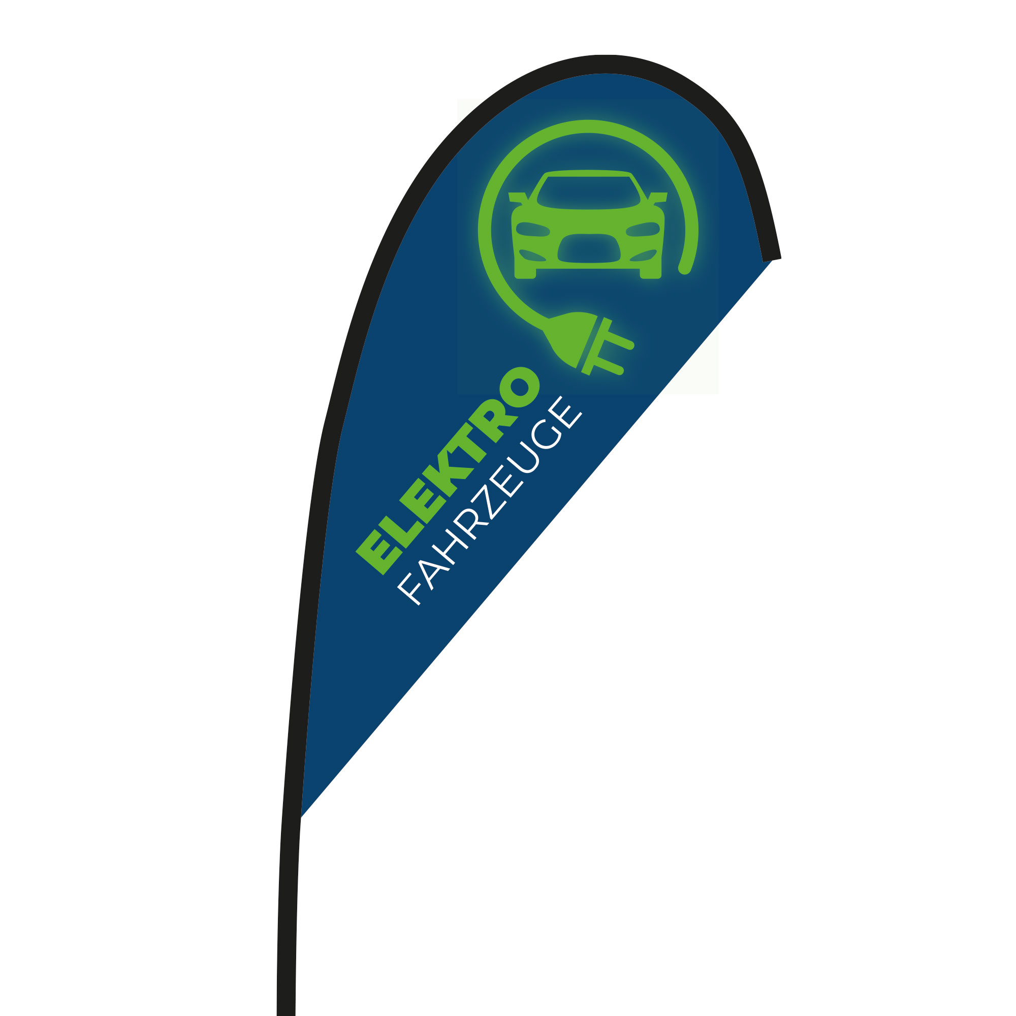 "Mini-Surfbanner ""Elektro"""