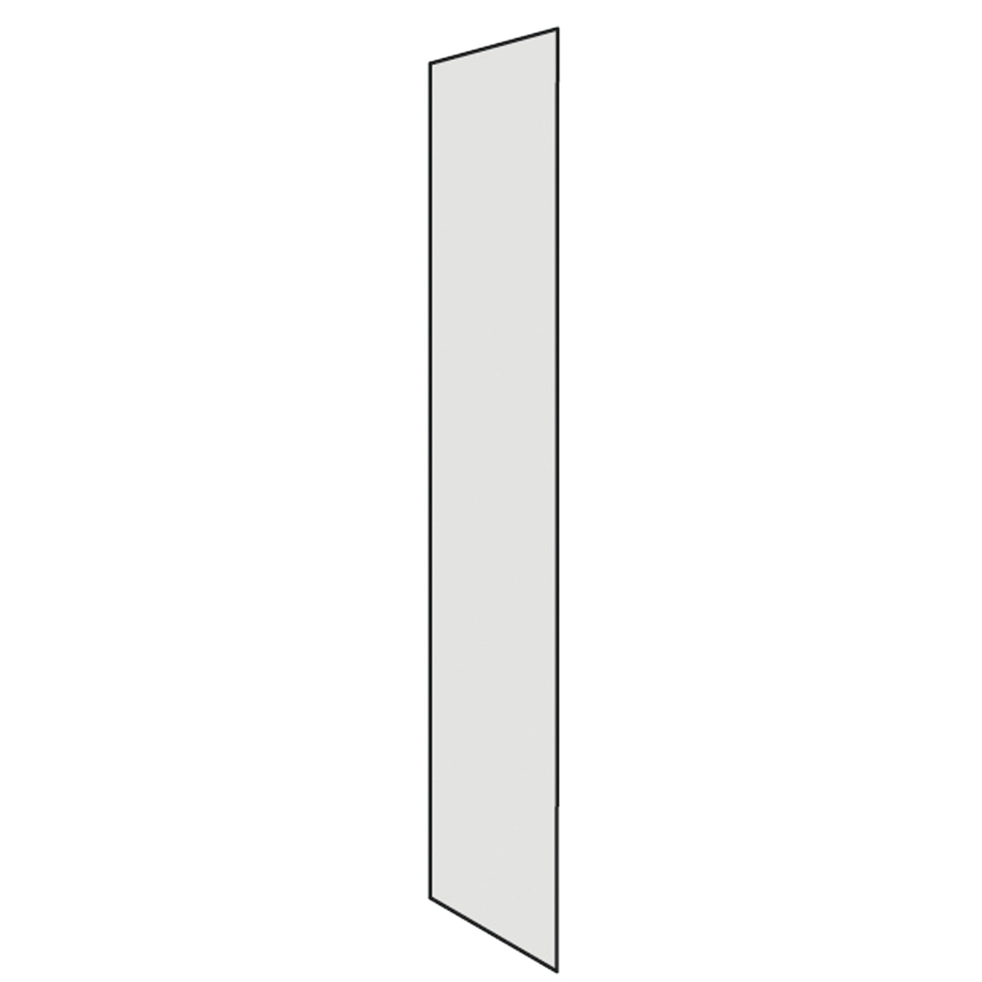 Zwischenwände für Felder mit Türen, 1900 mm