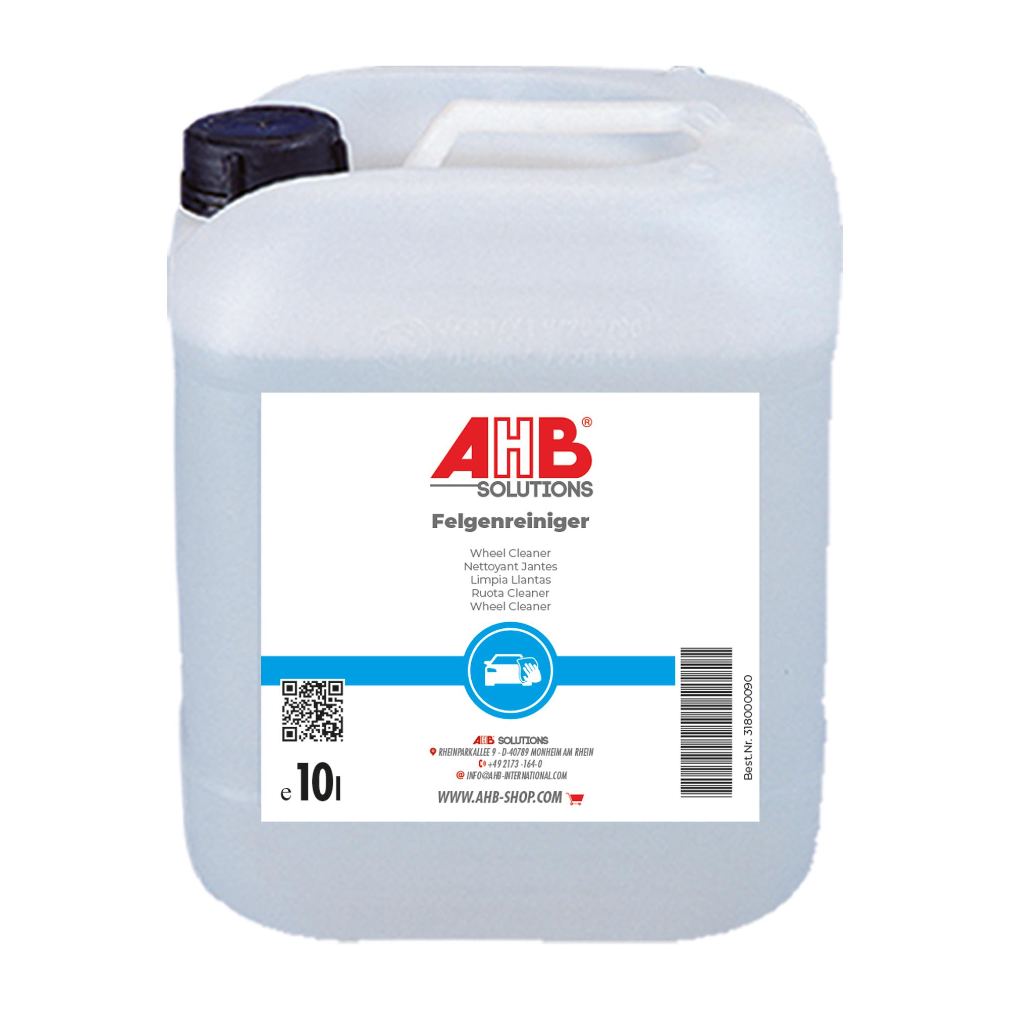 Felgenreiniger, 10 Liter