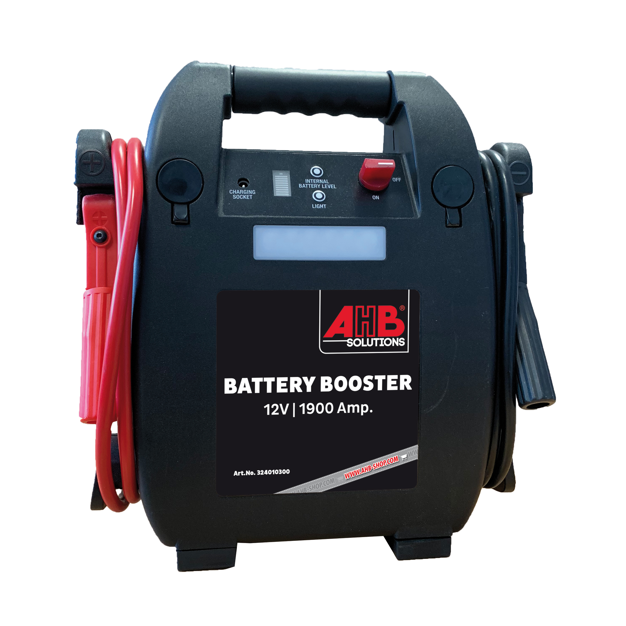 "Battery Booster 1900 ""NEW EDITION"""