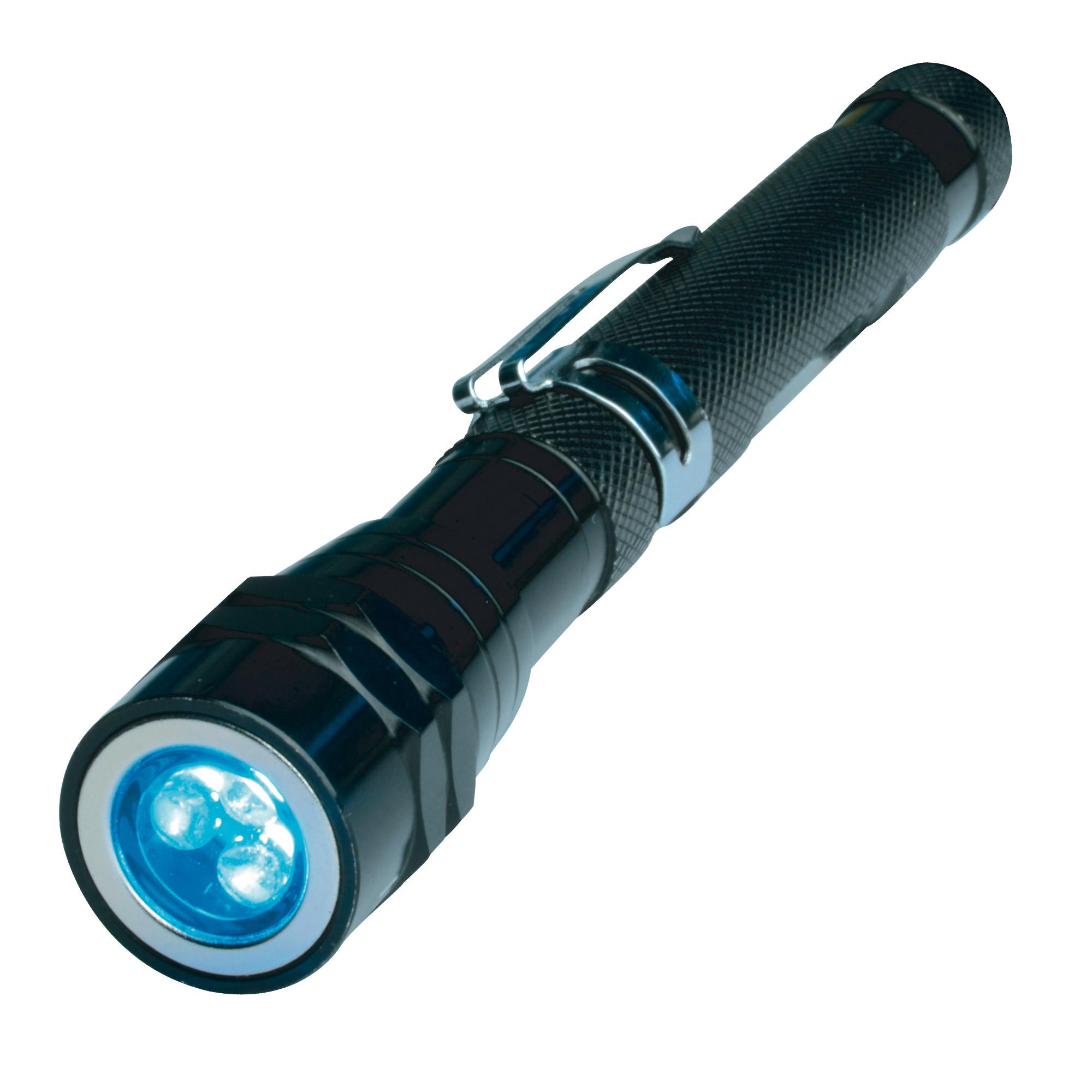 LED Taschenlampe mit flexiblem Schwanenhals