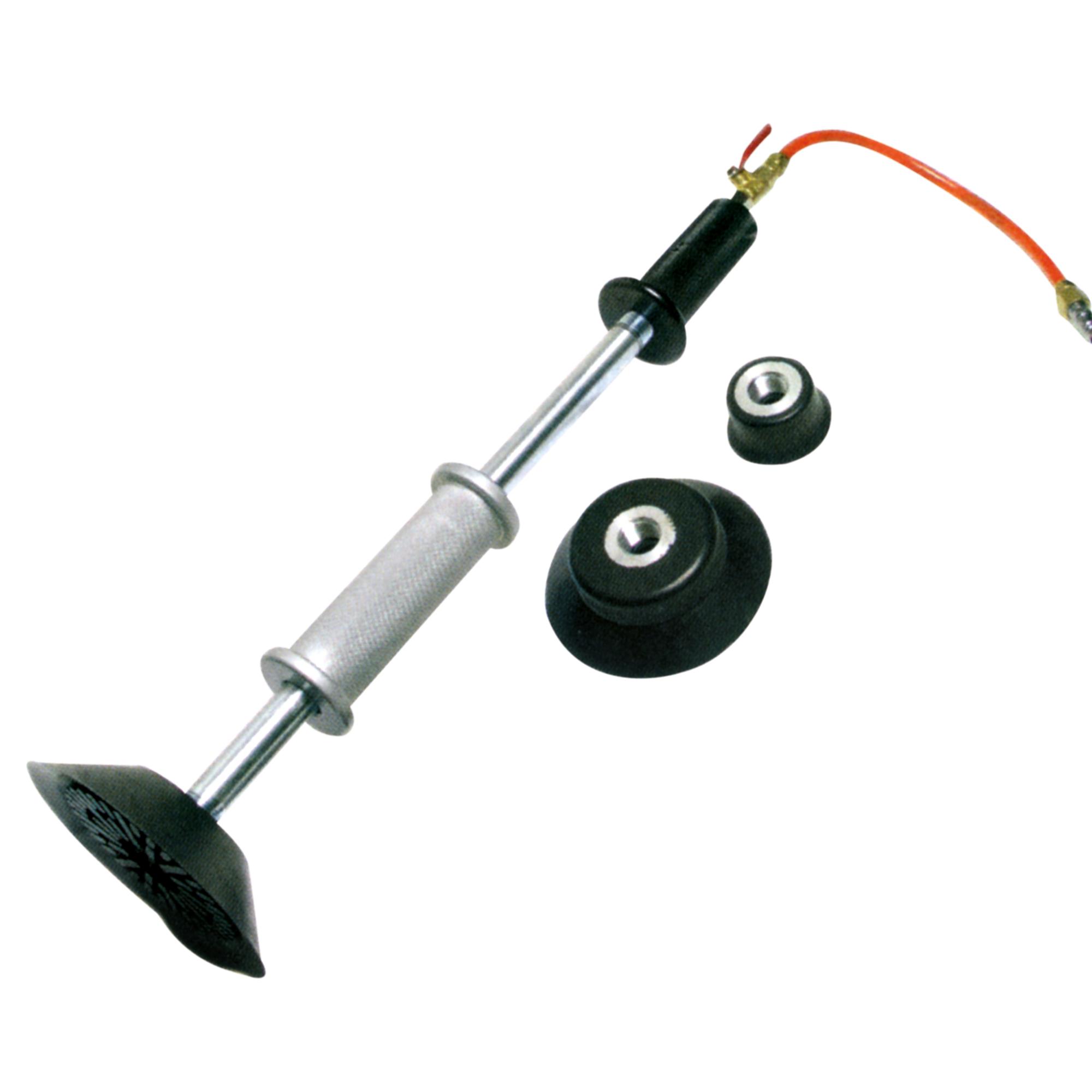 Saugköpfe für Druckluft-Beulenhammer