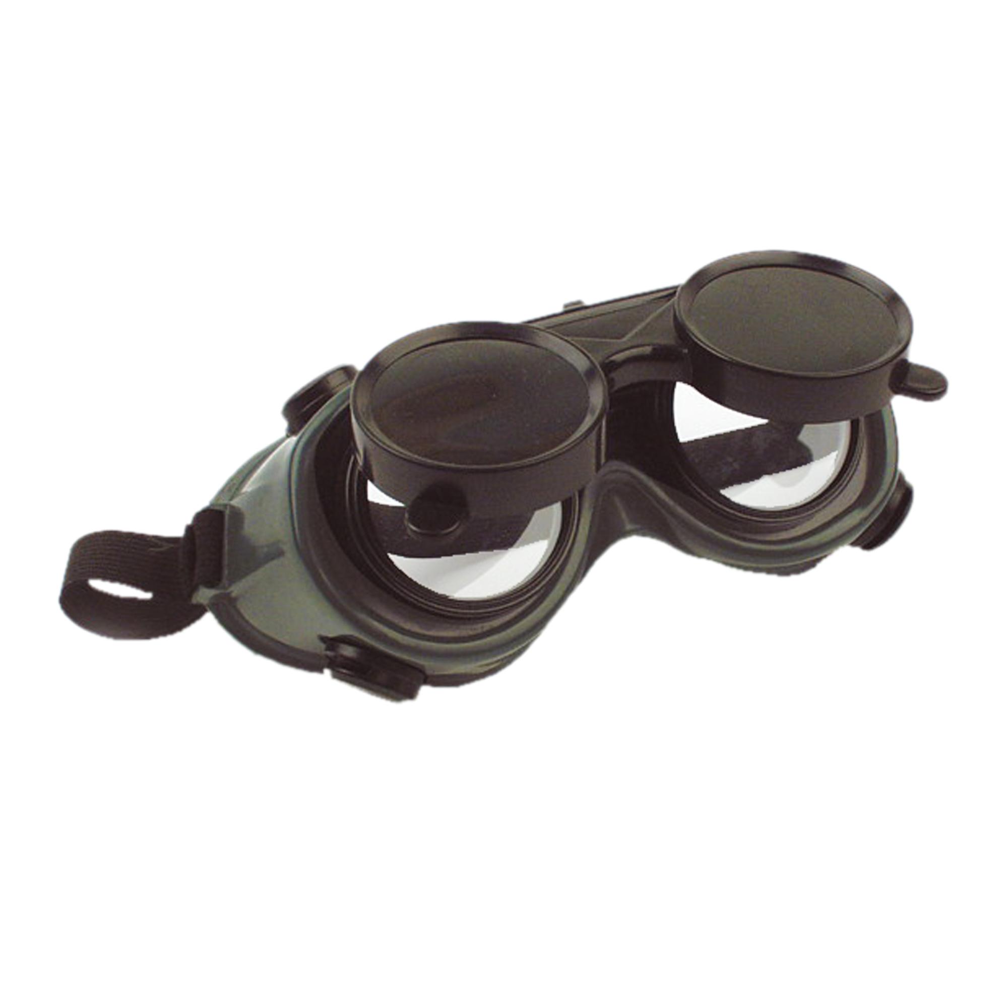 Doppelzweck-Schutzbrille