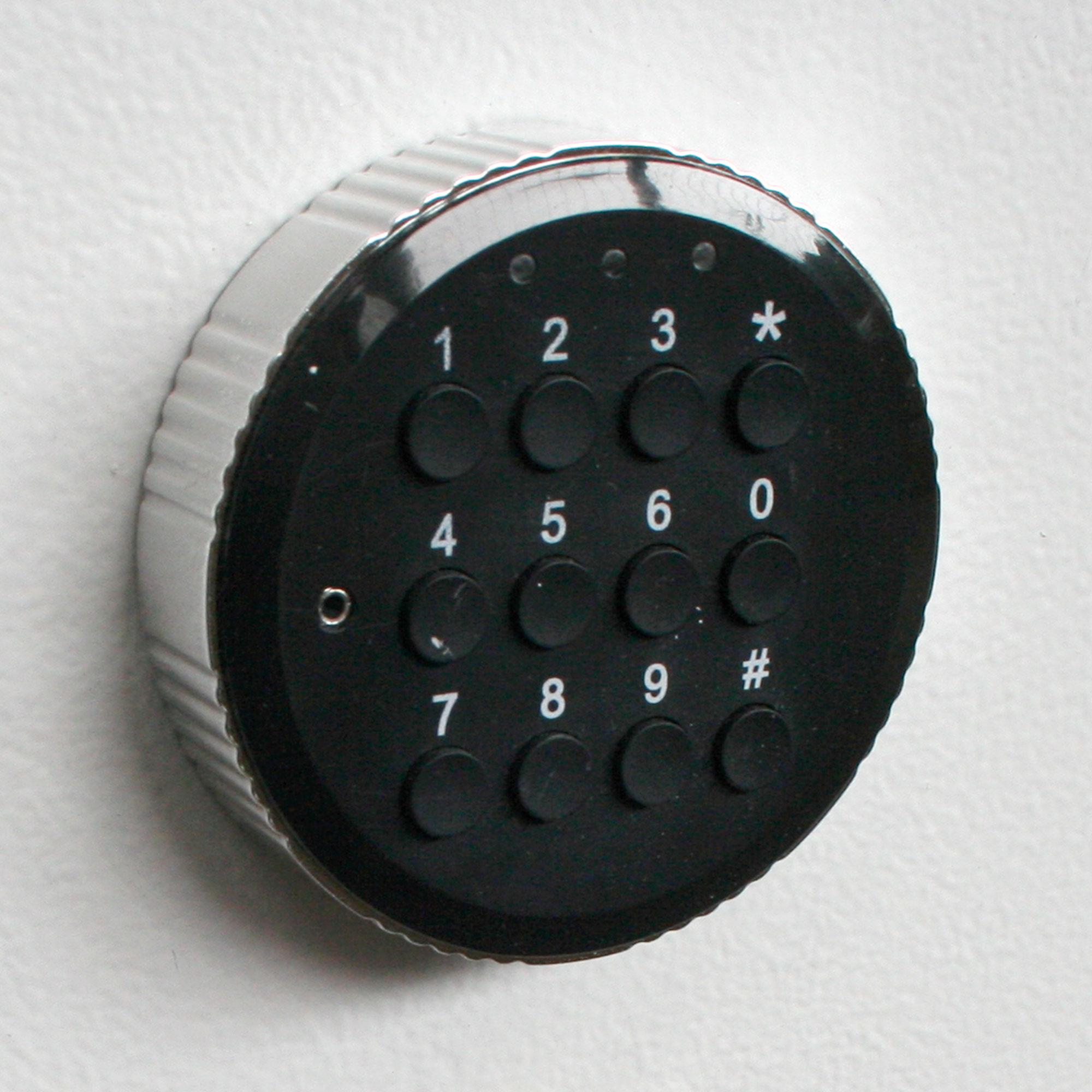 Schlüsseltresor mit 120 Haken, extra lang