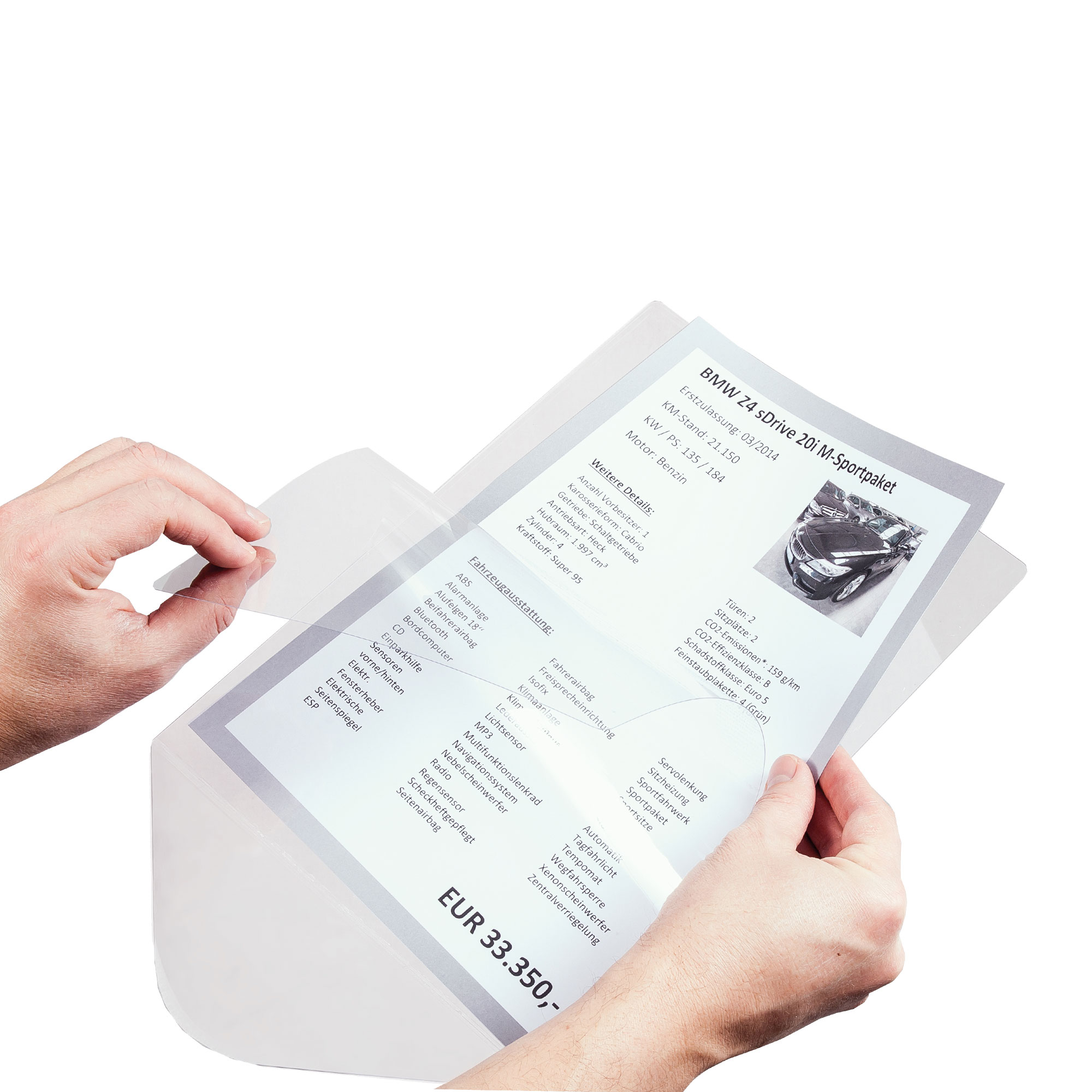 Papier-Passepartout