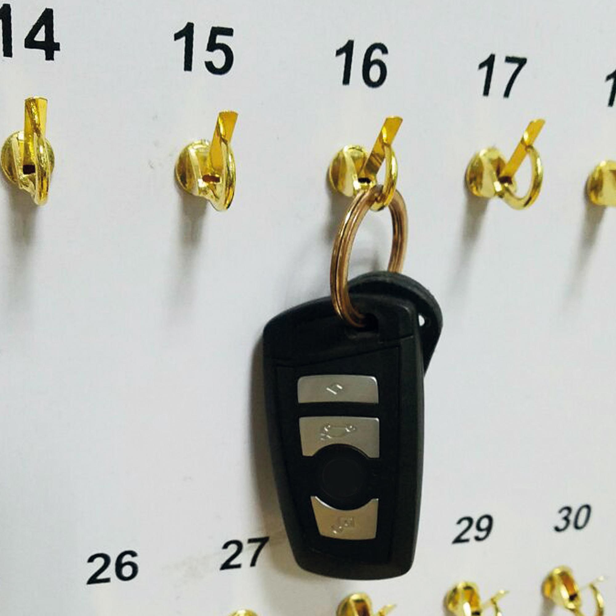 Schlüsselbrett aus Holz, verschiedene Größen